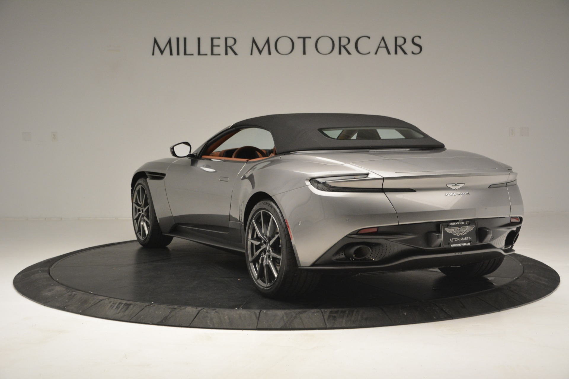New 2019 Aston Martin DB11 V8 Convertible For Sale In Westport, CT 3121_p16