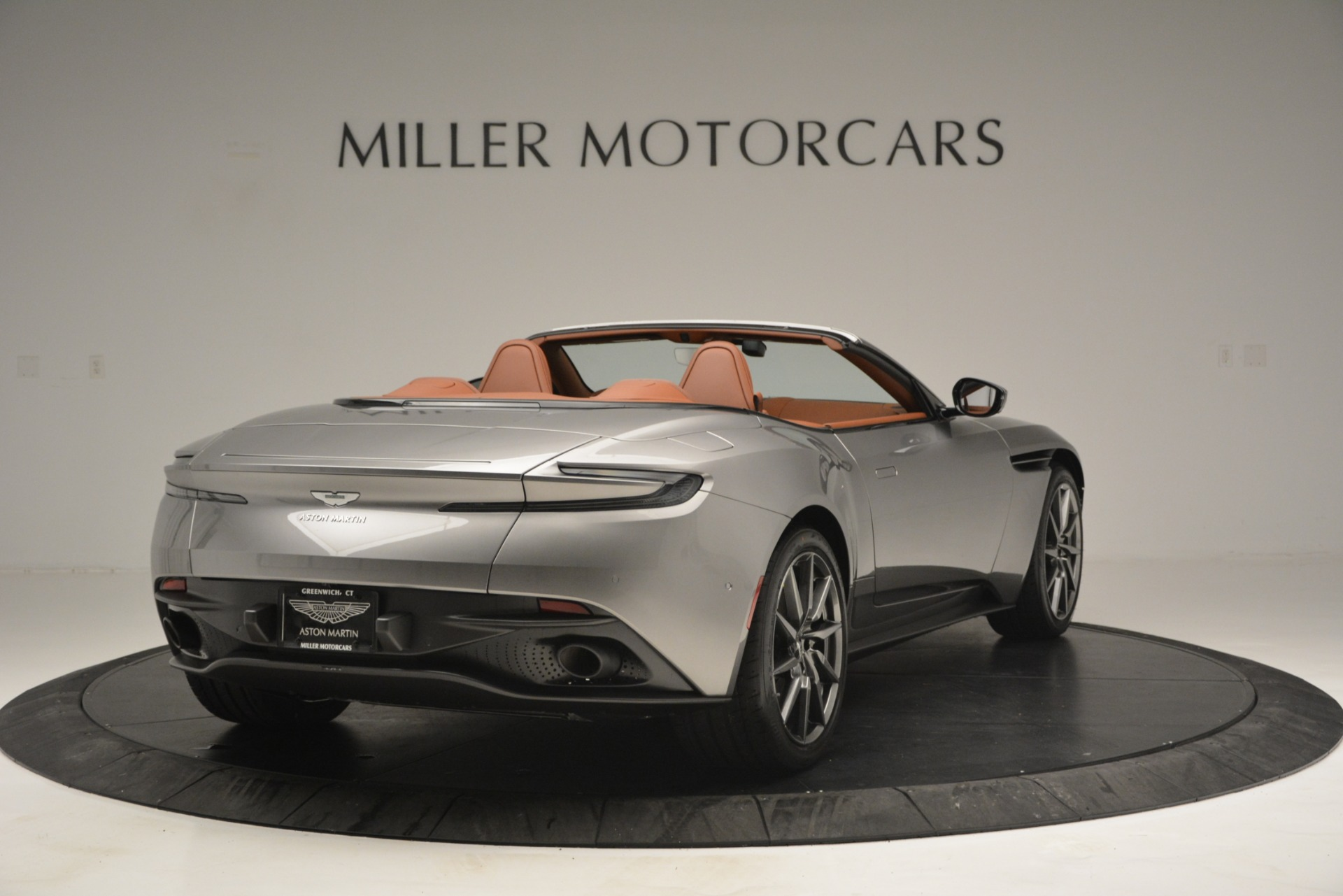 New 2019 Aston Martin DB11 V8 Convertible For Sale In Westport, CT 3121_p7