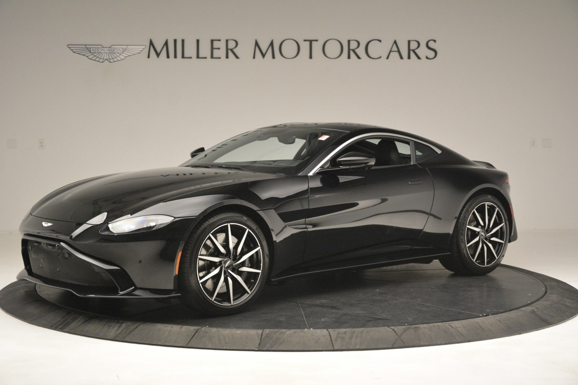 New 2019 Aston Martin Vantage V8 For Sale In Westport, CT 3124_main