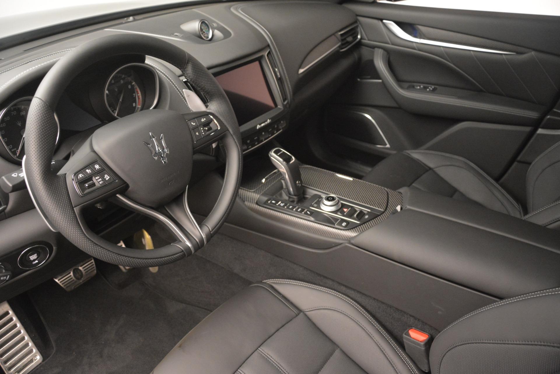 New 2019 Maserati Levante S Q4 GranSport For Sale In Westport, CT 3126_p13