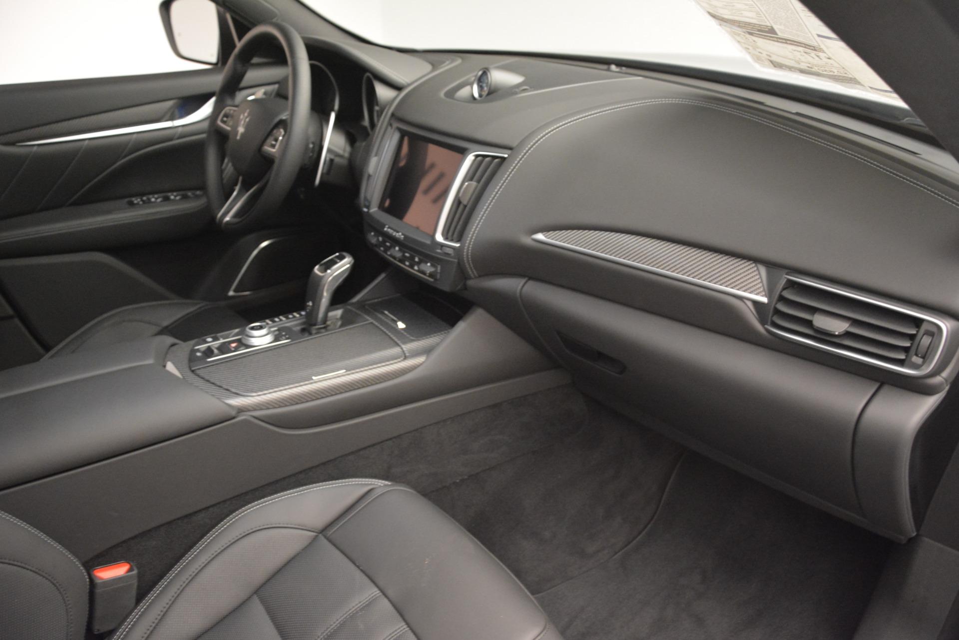 New 2019 Maserati Levante S Q4 GranSport For Sale In Westport, CT 3126_p22