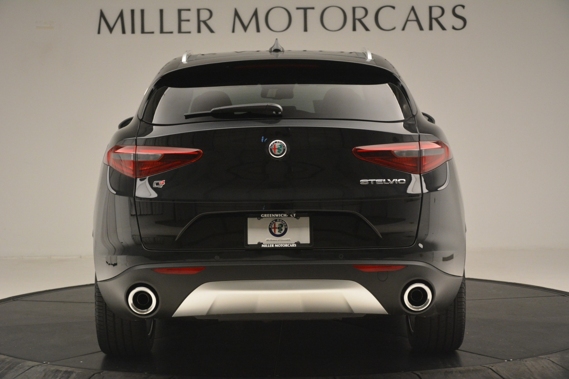 New 2019 Alfa Romeo Stelvio Ti Q4 For Sale In Westport, CT 3127_p6
