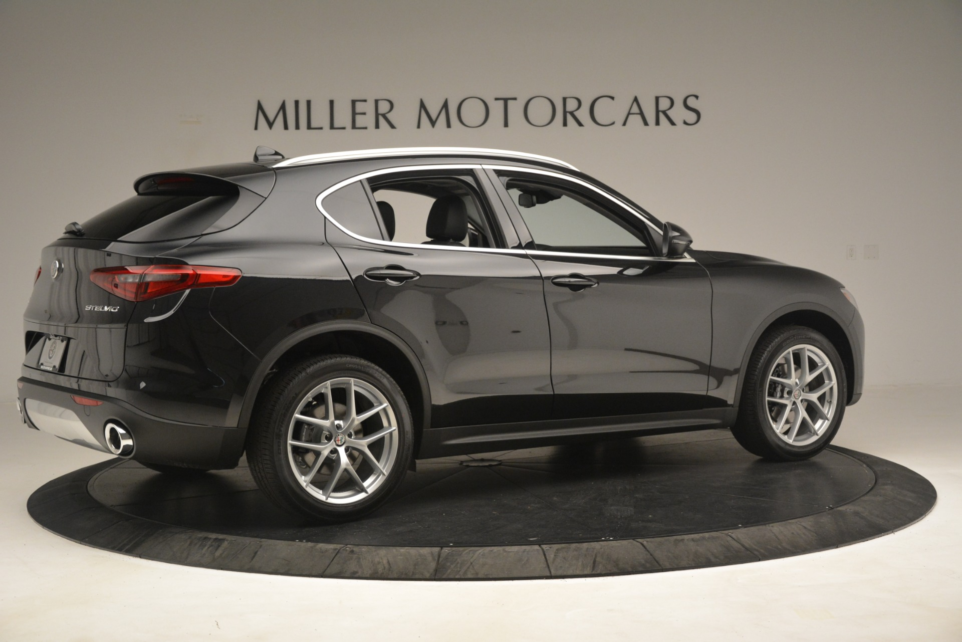New 2019 Alfa Romeo Stelvio Ti Q4 For Sale In Westport, CT 3127_p8
