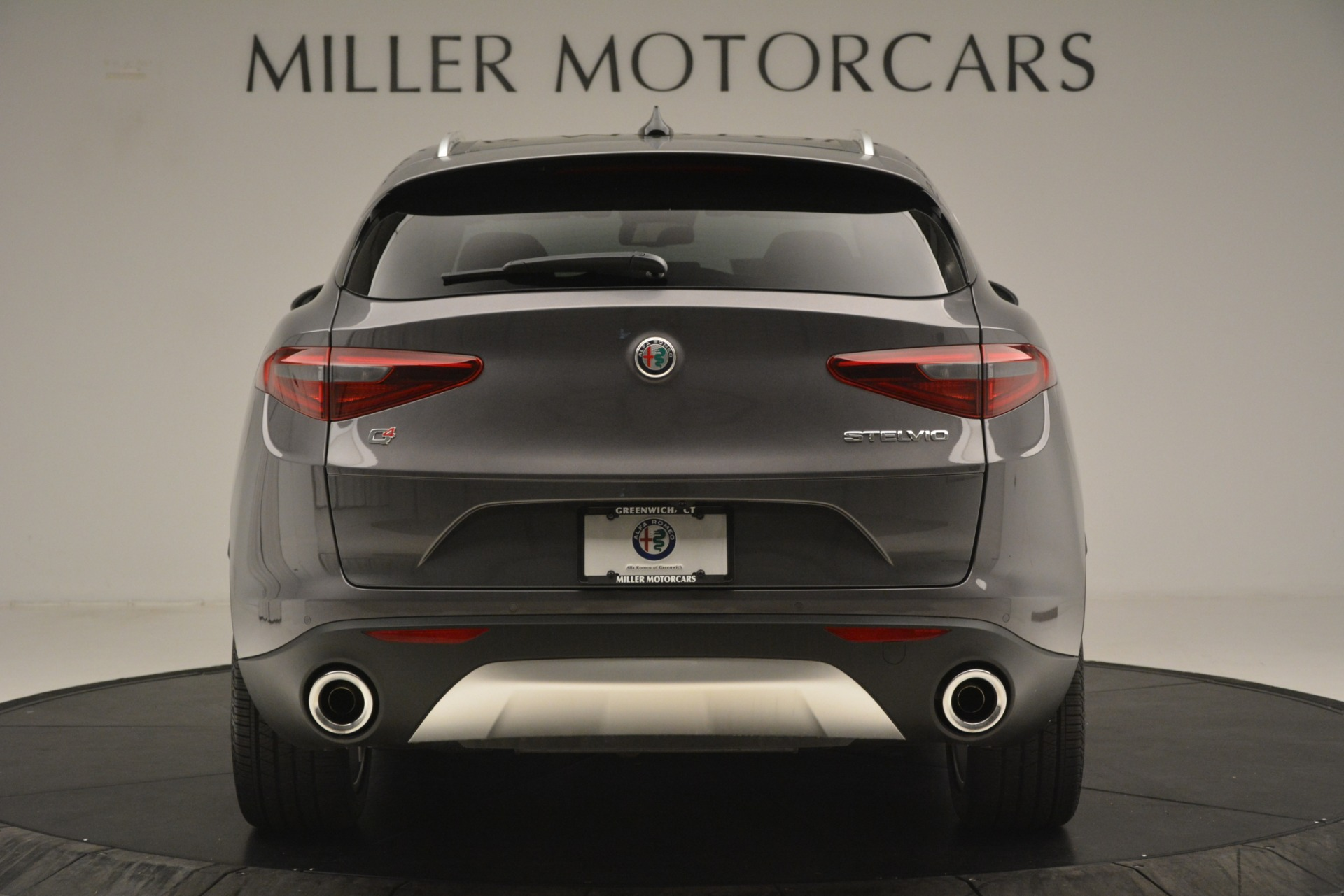 New 2019 Alfa Romeo Stelvio Ti Lusso Q4 For Sale In Westport, CT 3128_p6
