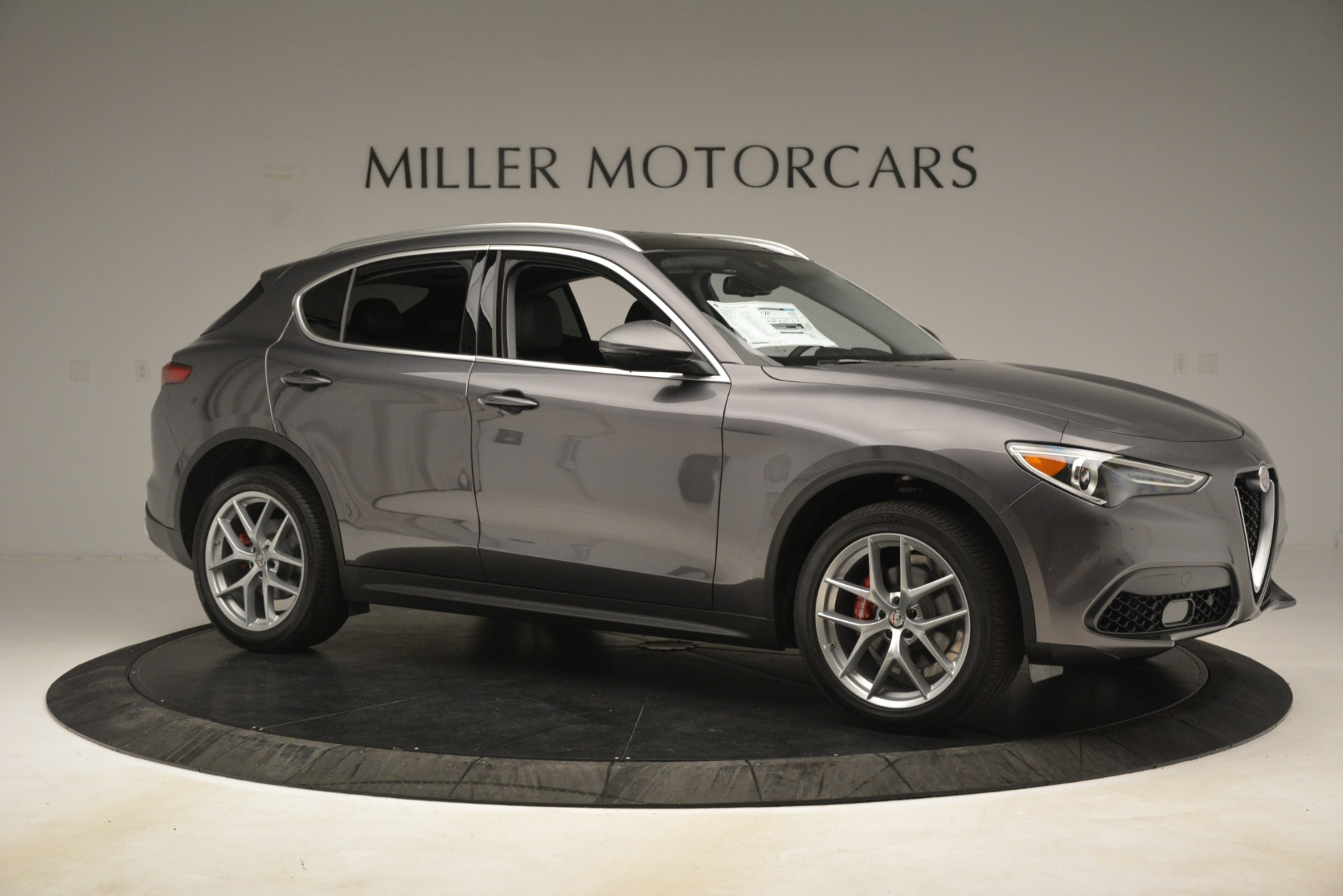 New 2019 Alfa Romeo Stelvio Ti Lusso Q4 For Sale In Westport, CT 3129_p10