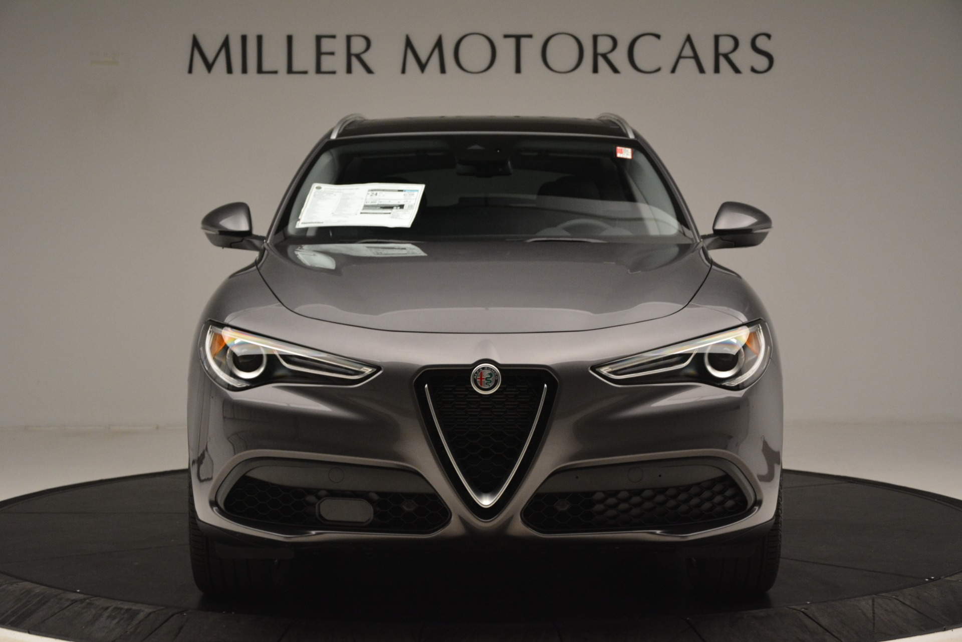 New 2019 Alfa Romeo Stelvio Ti Lusso Q4 For Sale In Westport, CT 3129_p12