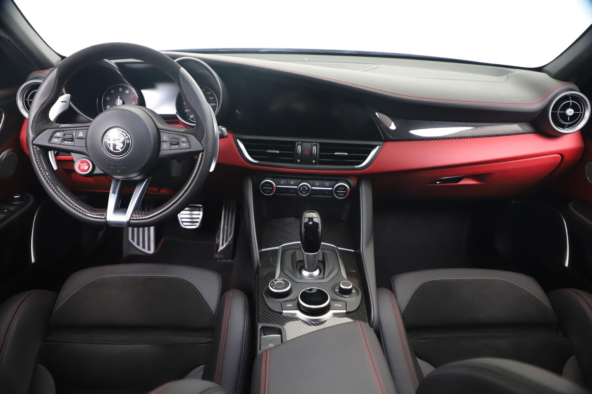 New 2019 Alfa Romeo Giulia Quadrifoglio For Sale In Westport, CT 3130_p16