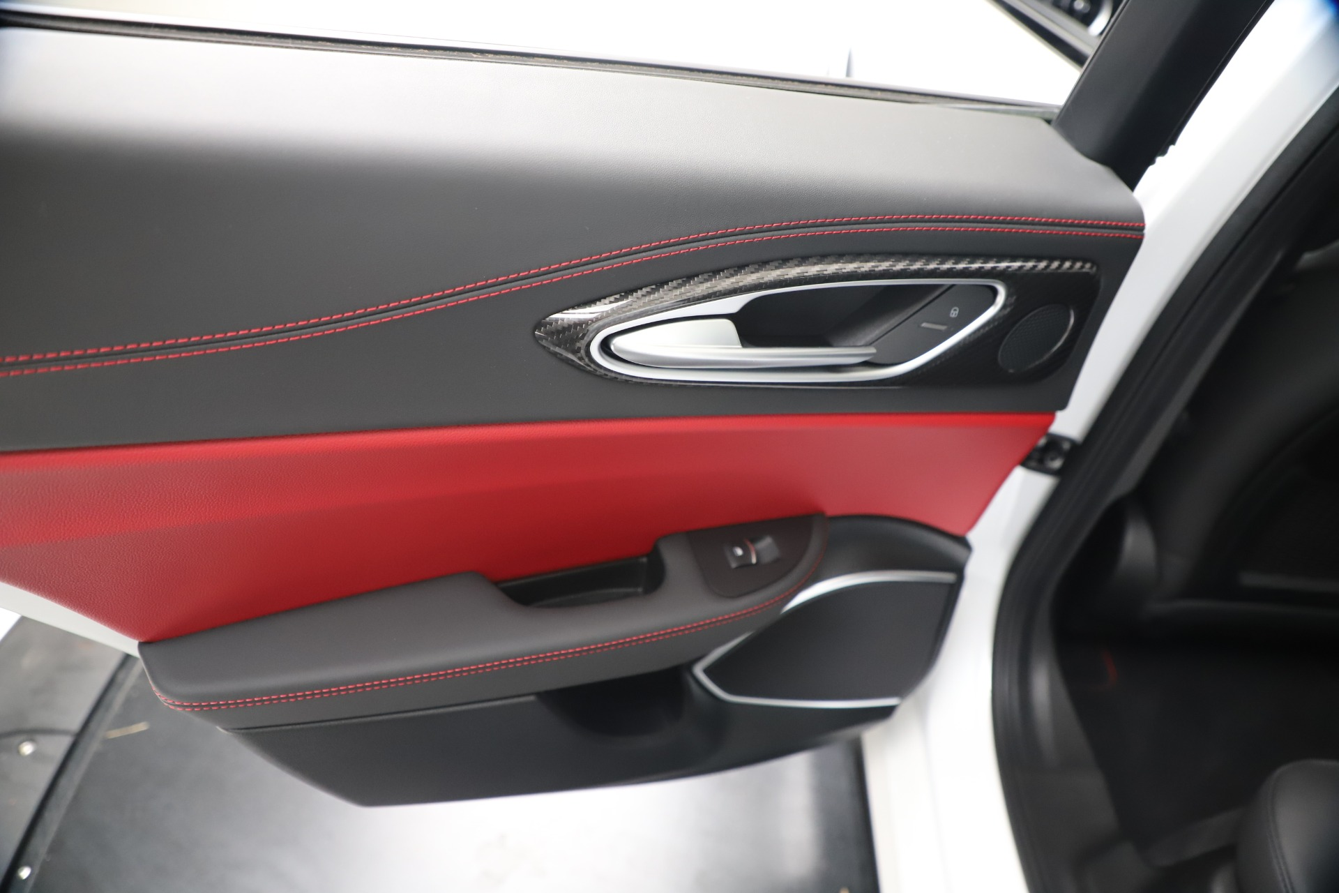 New 2019 Alfa Romeo Giulia Quadrifoglio For Sale In Westport, CT 3130_p21