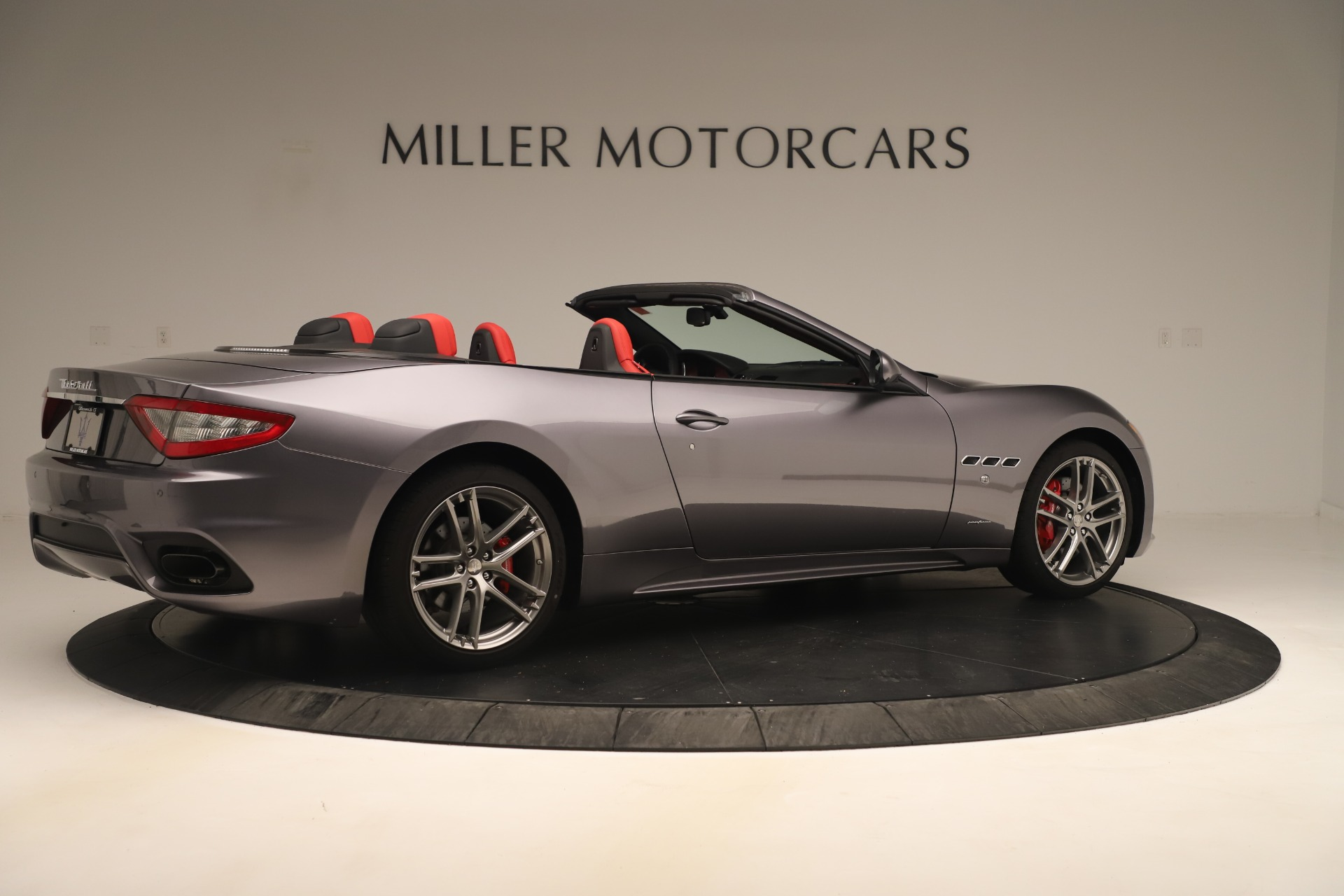 New 2018 Maserati GranTurismo Sport Convertible For Sale In Westport, CT 3131_p8