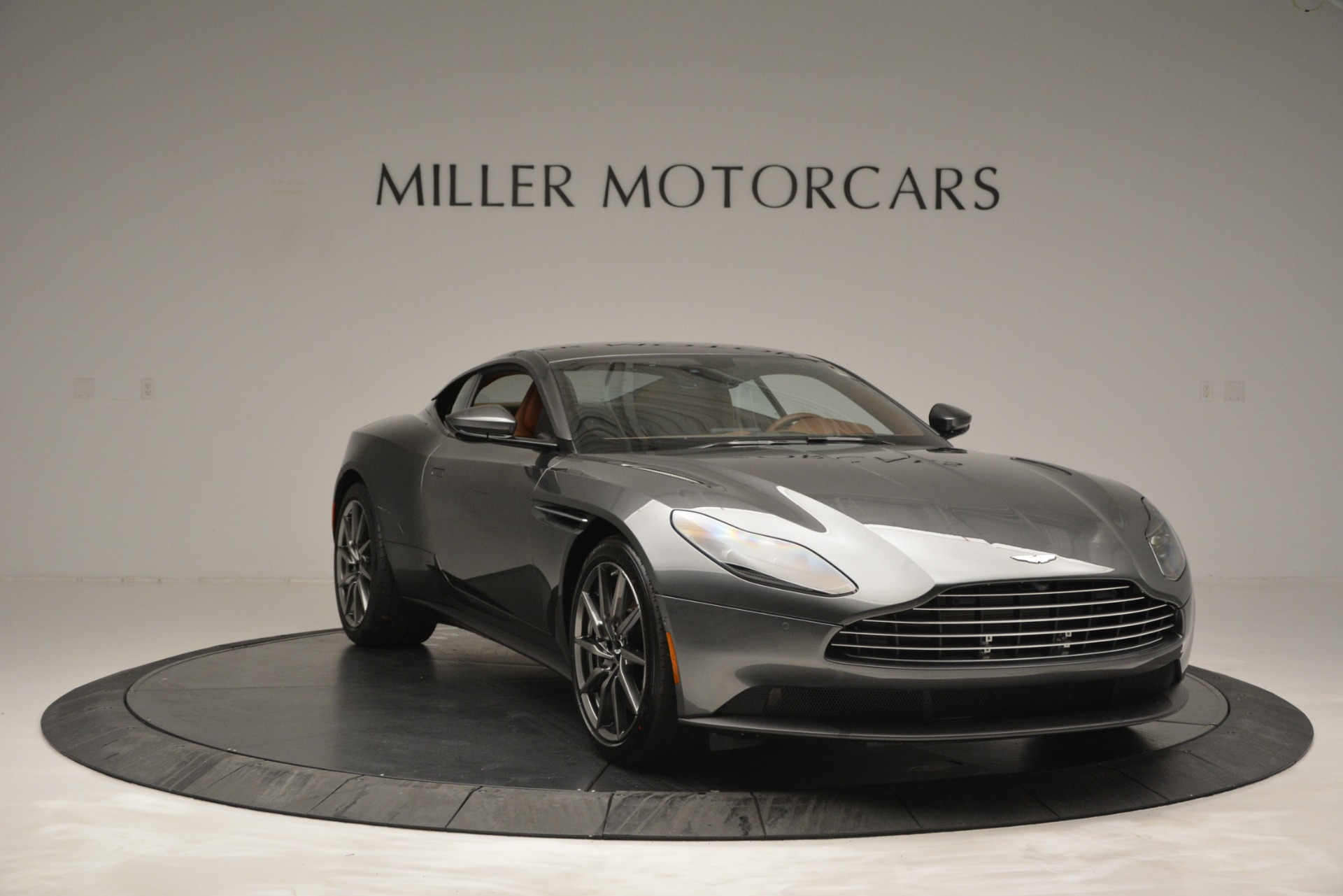 New 2019 Aston Martin DB11 V8 For Sale In Westport, CT 3134_p11
