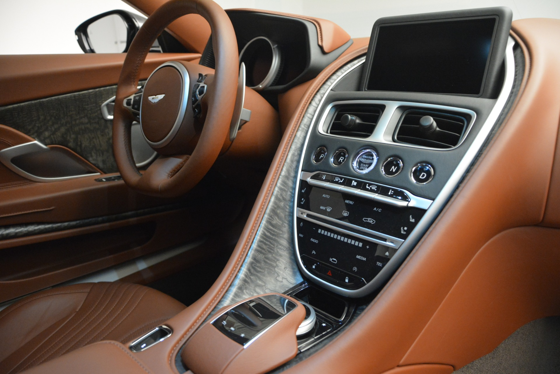 New 2019 Aston Martin DB11 V8 For Sale In Westport, CT 3134_p18