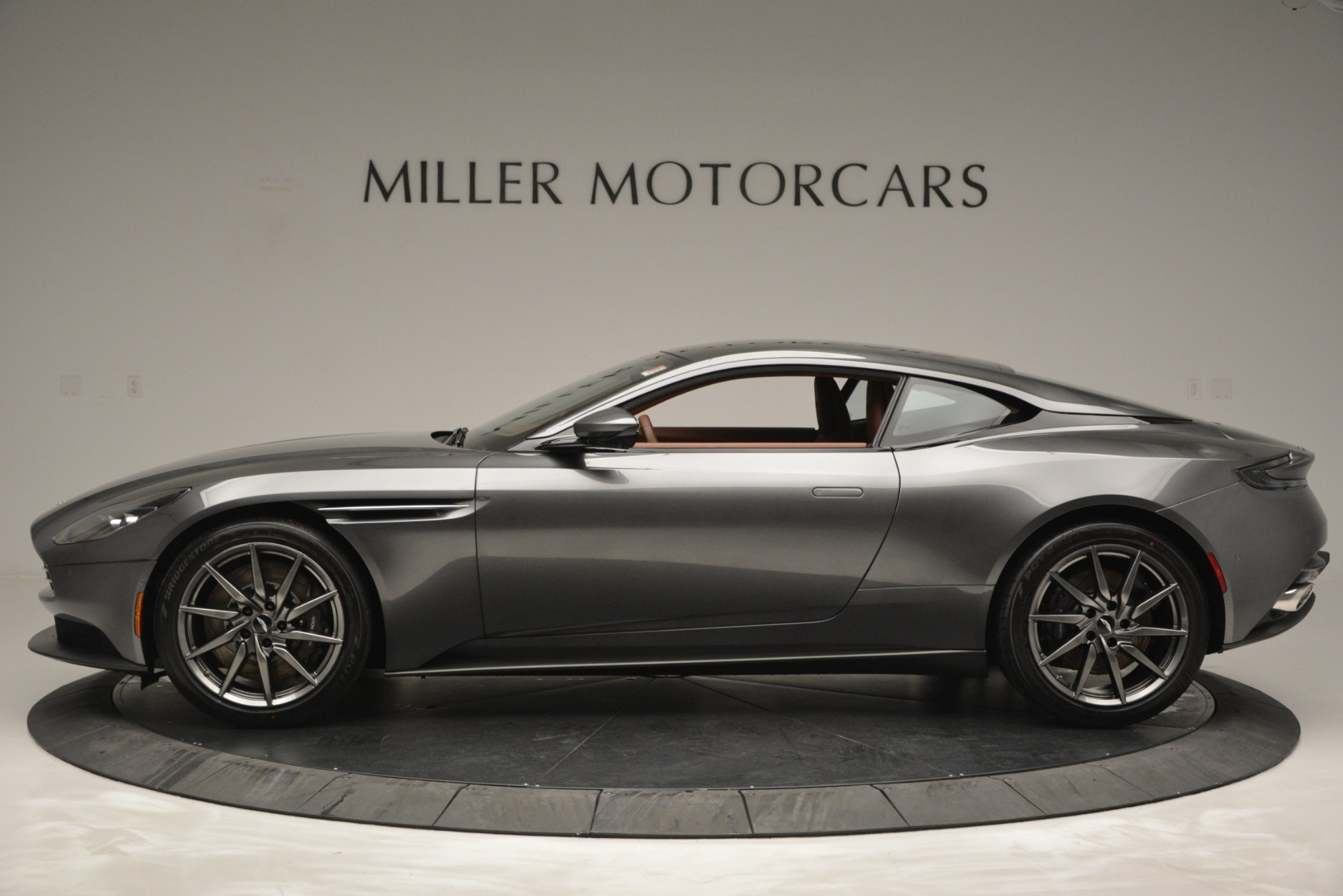 New 2019 Aston Martin DB11 V8 For Sale In Westport, CT 3134_p3