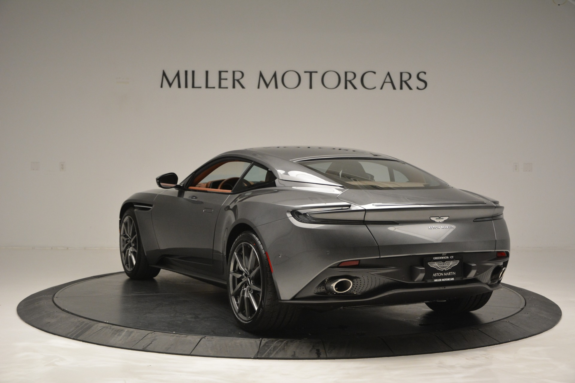 New 2019 Aston Martin DB11 V8 For Sale In Westport, CT 3134_p5
