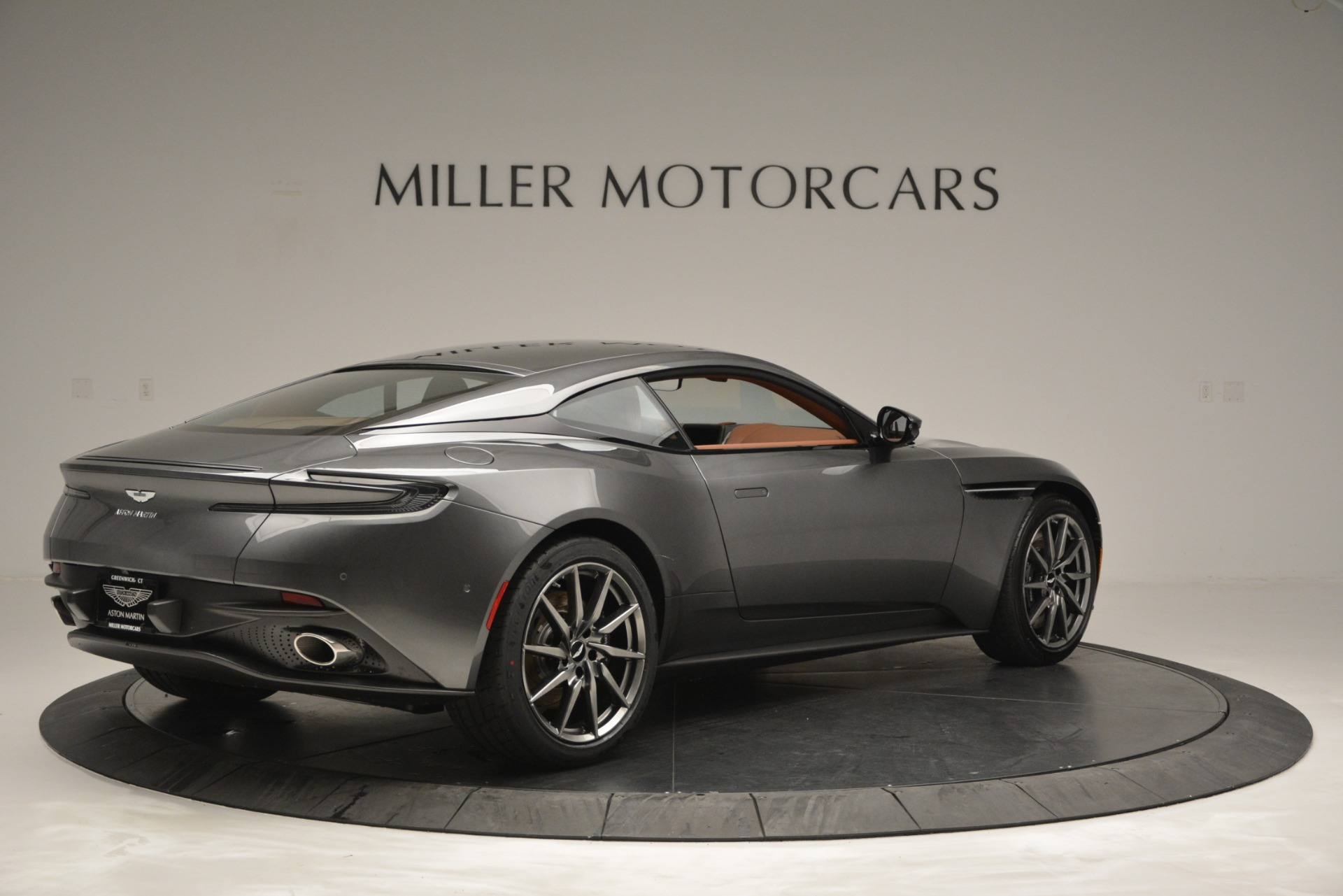 New 2019 Aston Martin DB11 V8 For Sale In Westport, CT 3134_p8