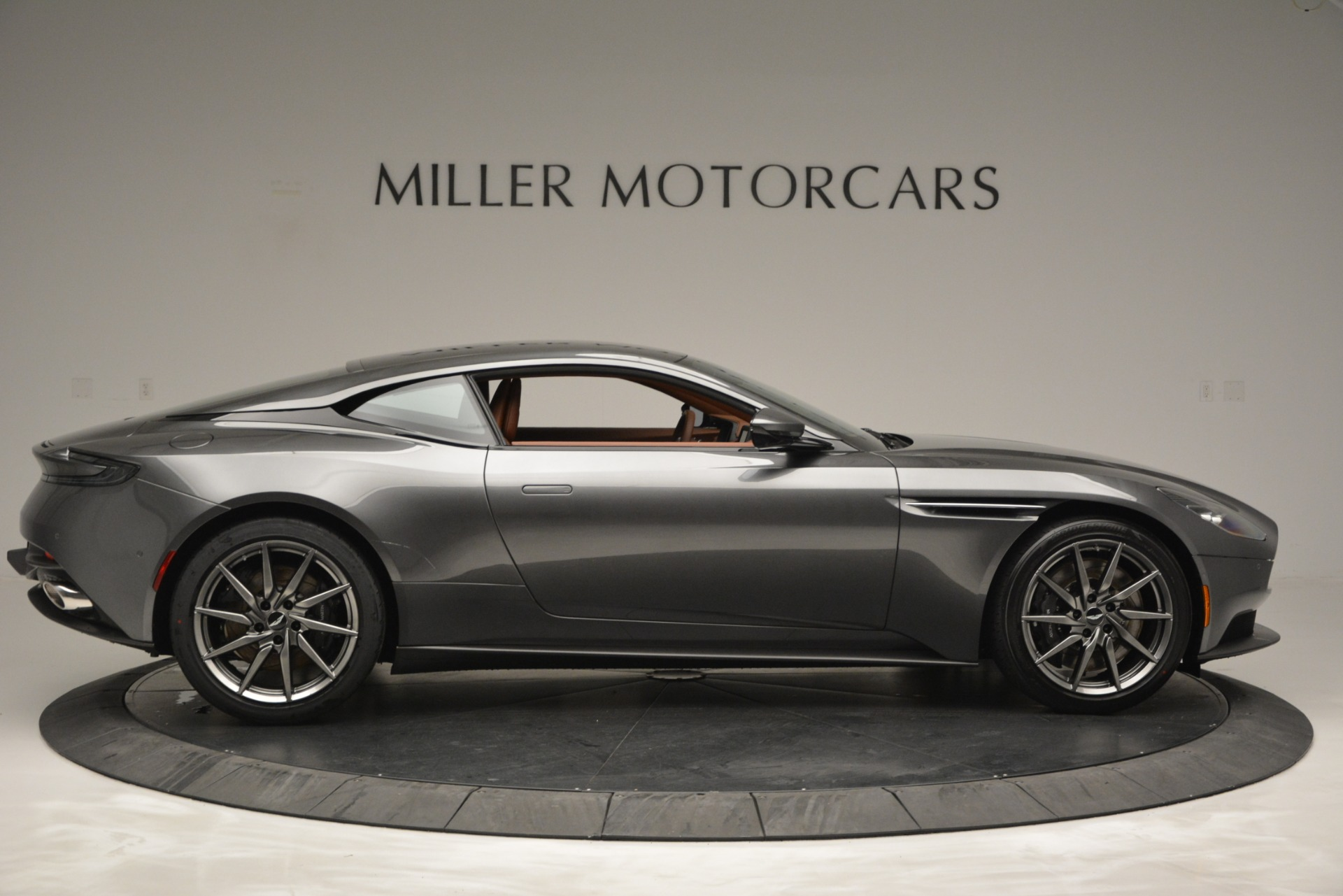 New 2019 Aston Martin DB11 V8 For Sale In Westport, CT 3134_p9