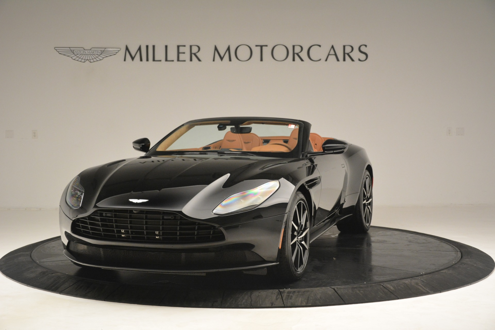 New 2019 Aston Martin DB11 V8 Convertible For Sale In Westport, CT 3135_main