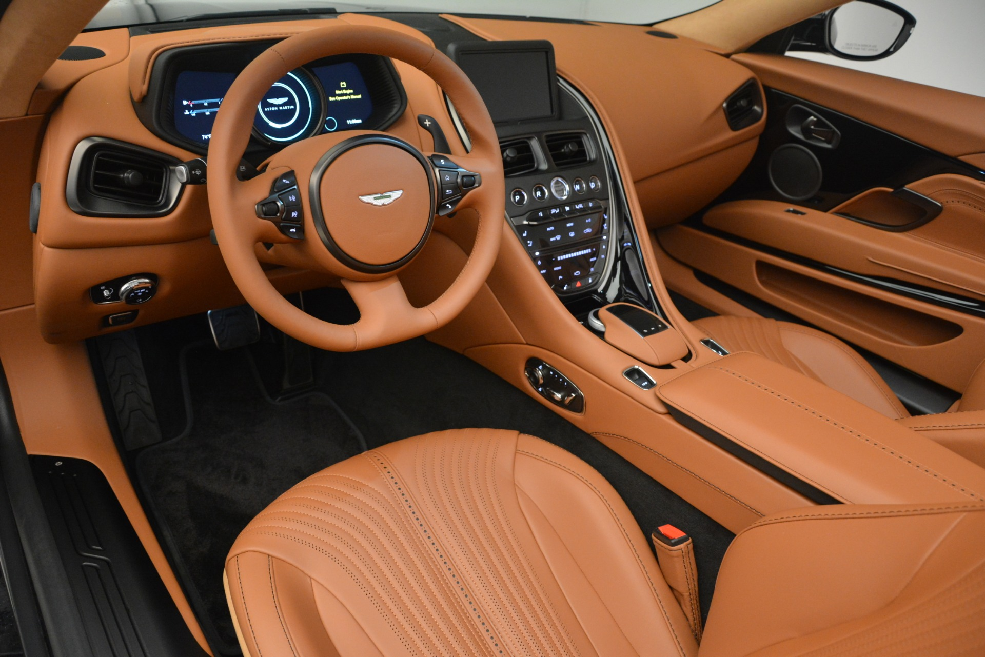 New 2019 Aston Martin DB11 V8 Convertible For Sale In Westport, CT 3135_p20
