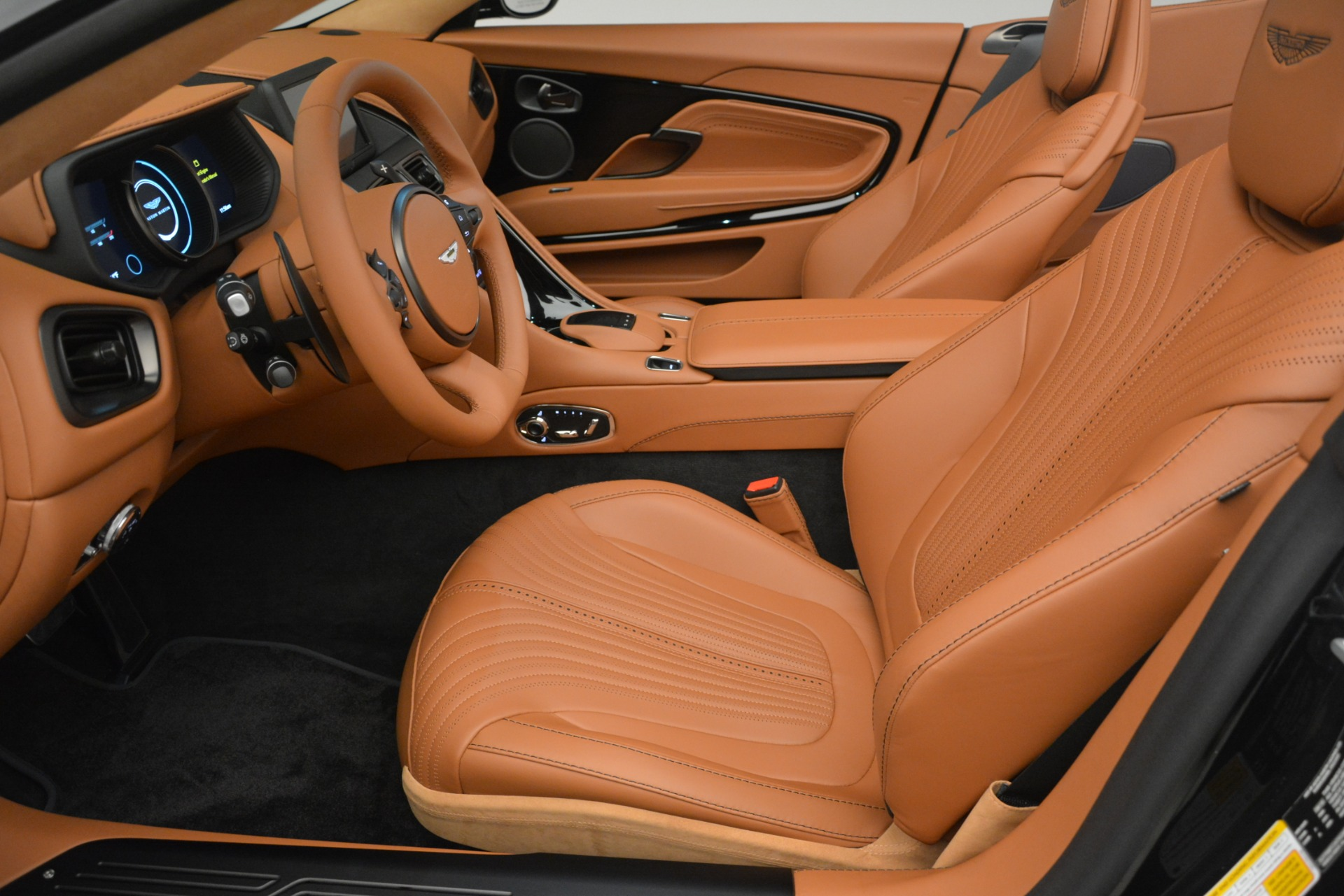 New 2019 Aston Martin DB11 V8 Convertible For Sale In Westport, CT 3135_p21