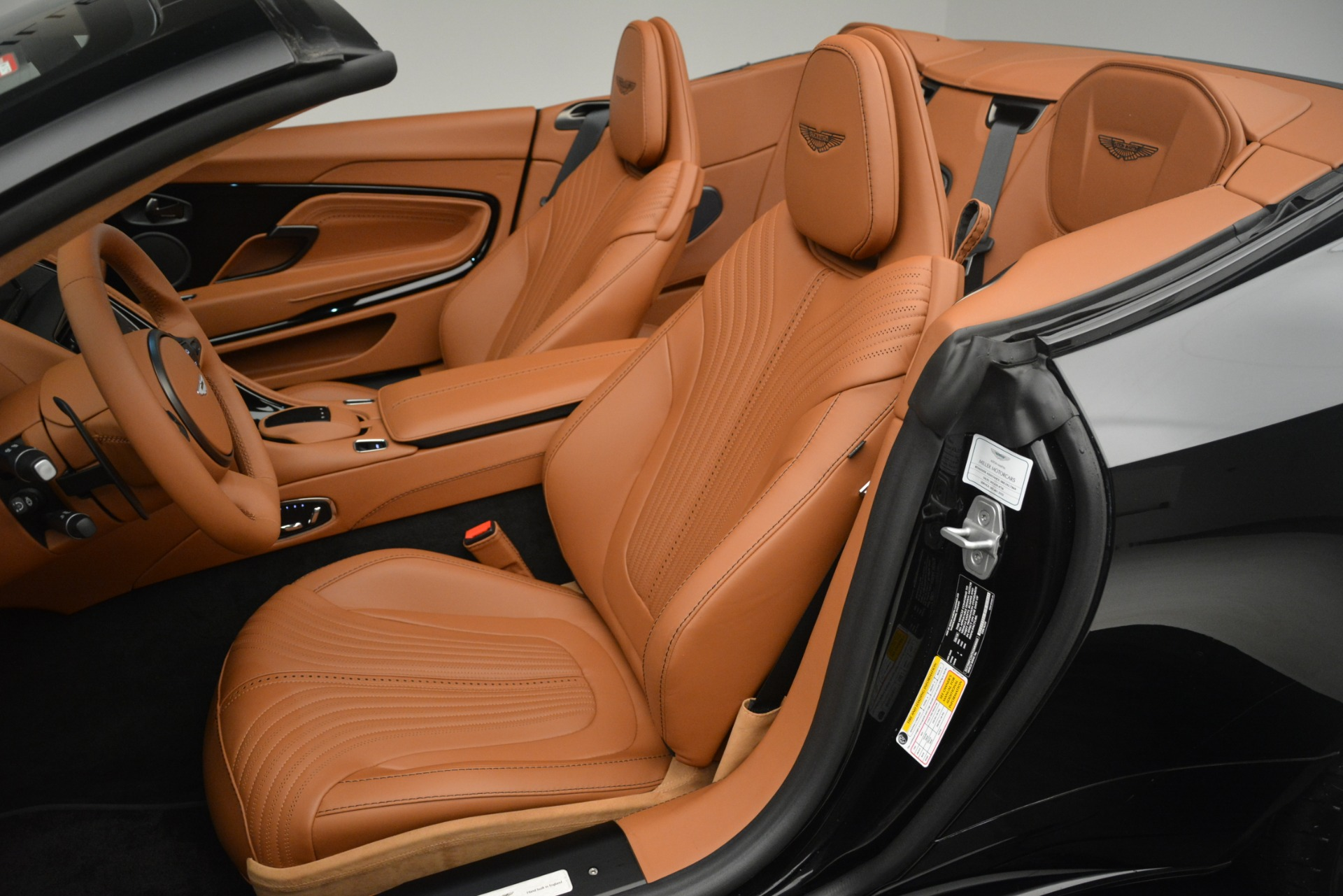 New 2019 Aston Martin DB11 V8 Convertible For Sale In Westport, CT 3135_p22