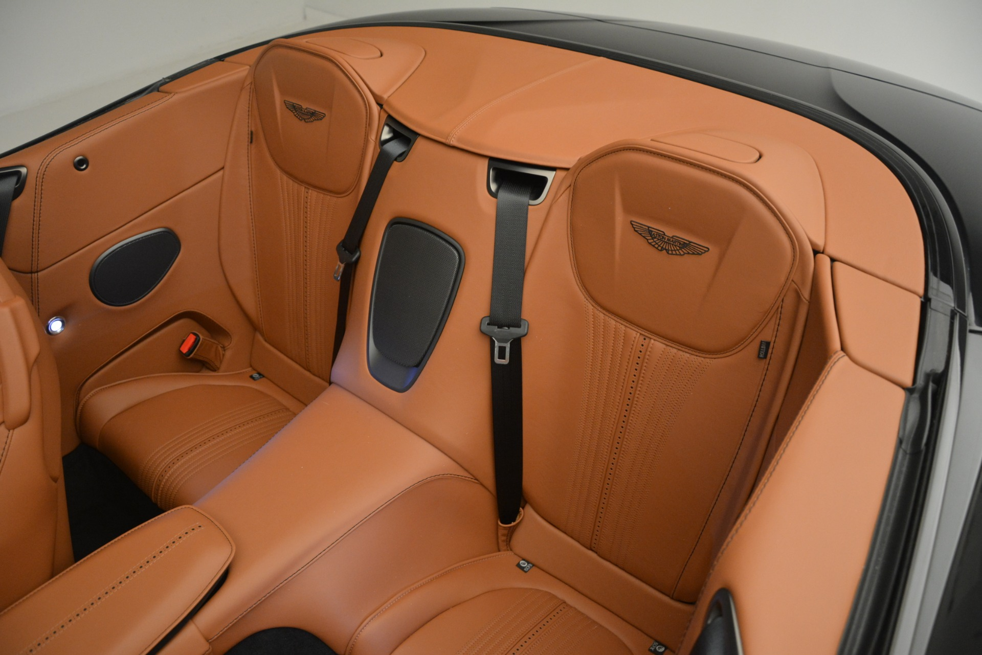 New 2019 Aston Martin DB11 V8 Convertible For Sale In Westport, CT 3135_p27