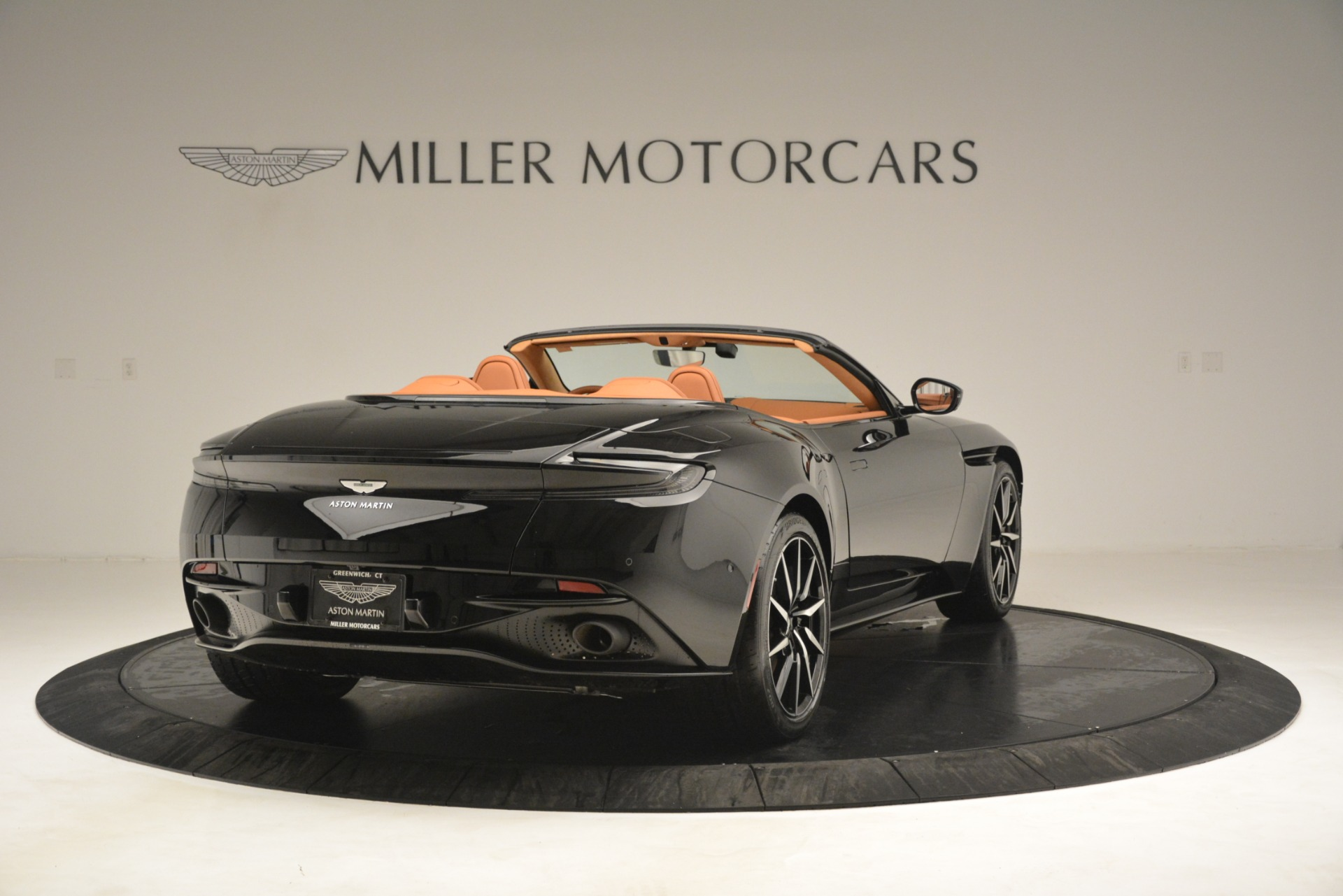 New 2019 Aston Martin DB11 V8 Convertible For Sale In Westport, CT 3135_p7