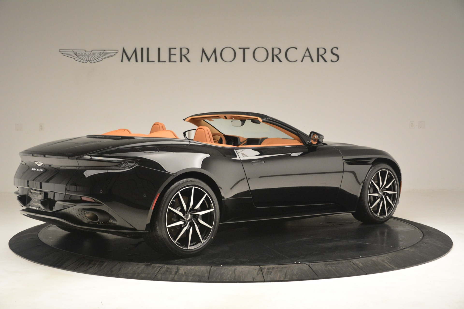 New 2019 Aston Martin DB11 V8 Convertible For Sale In Westport, CT 3135_p8