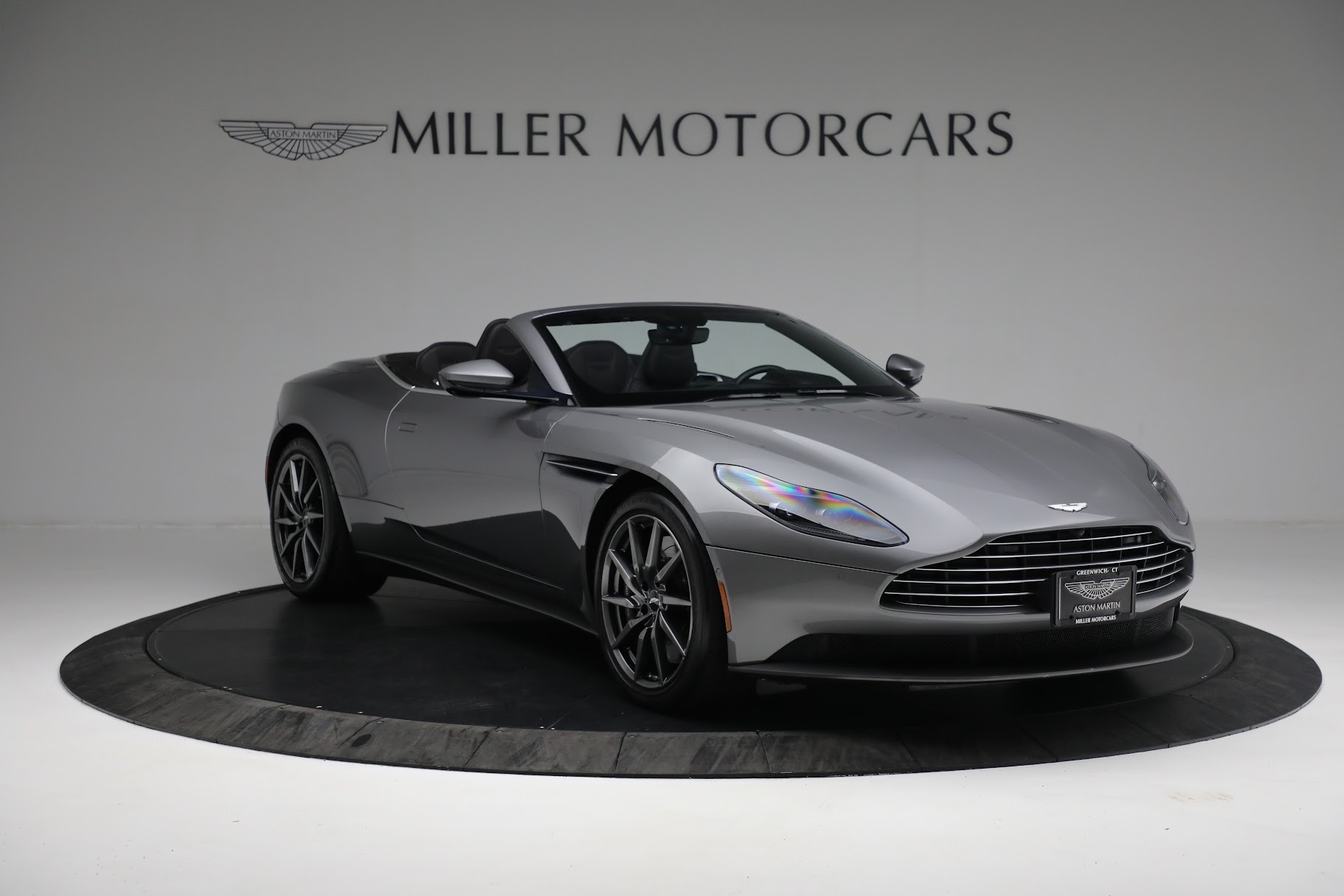 New 2019 Aston Martin DB11 V8 Convertible For Sale In Westport, CT 3136_p10