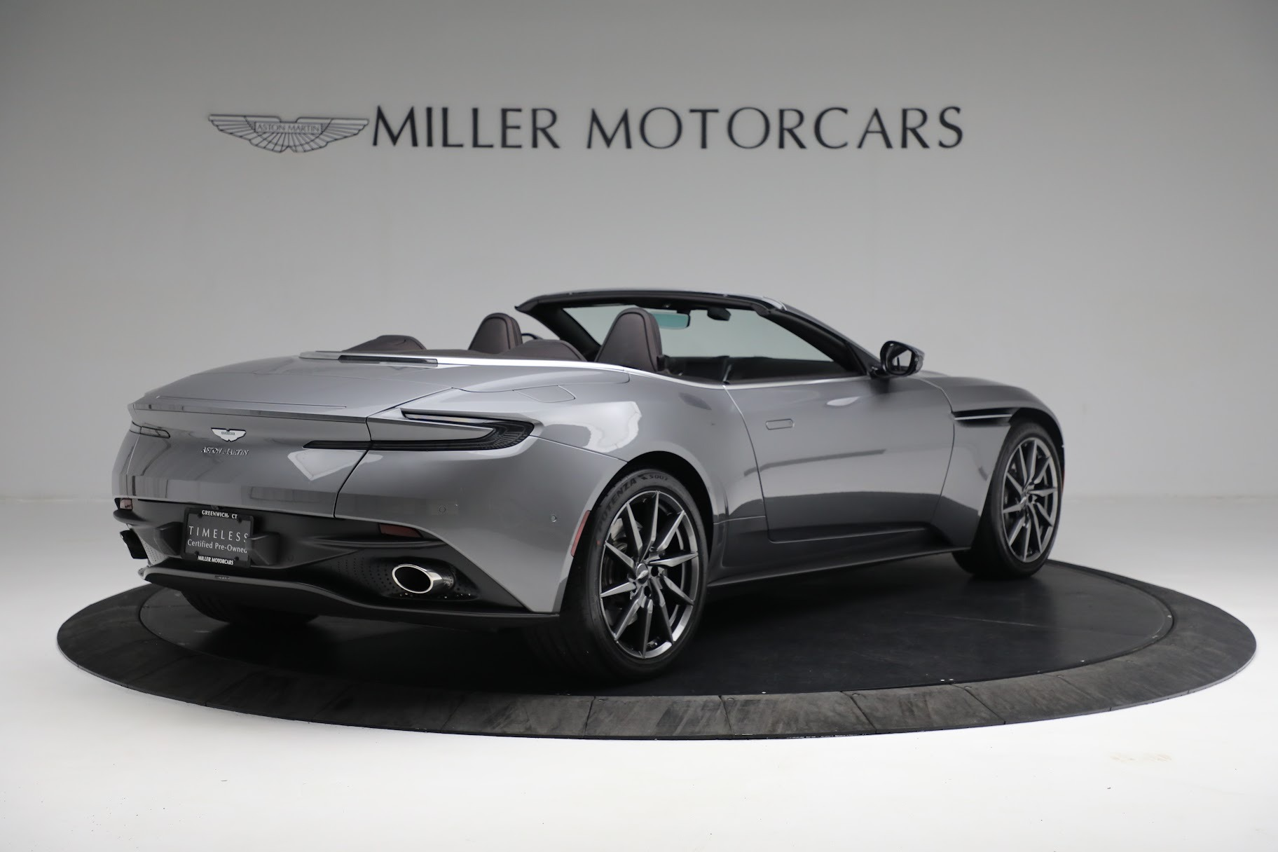 New 2019 Aston Martin DB11 V8 Convertible For Sale In Westport, CT 3136_p7