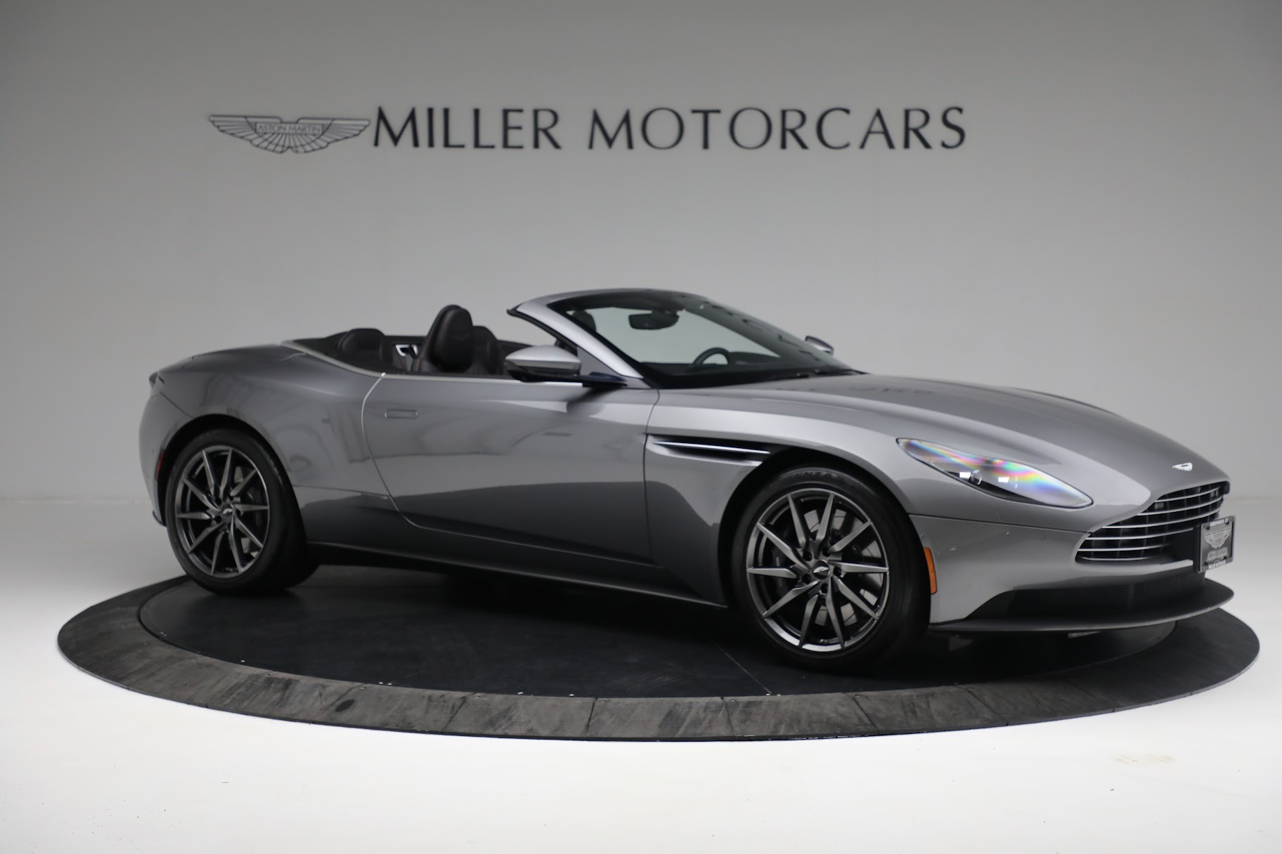 New 2019 Aston Martin DB11 V8 Convertible For Sale In Westport, CT 3136_p9