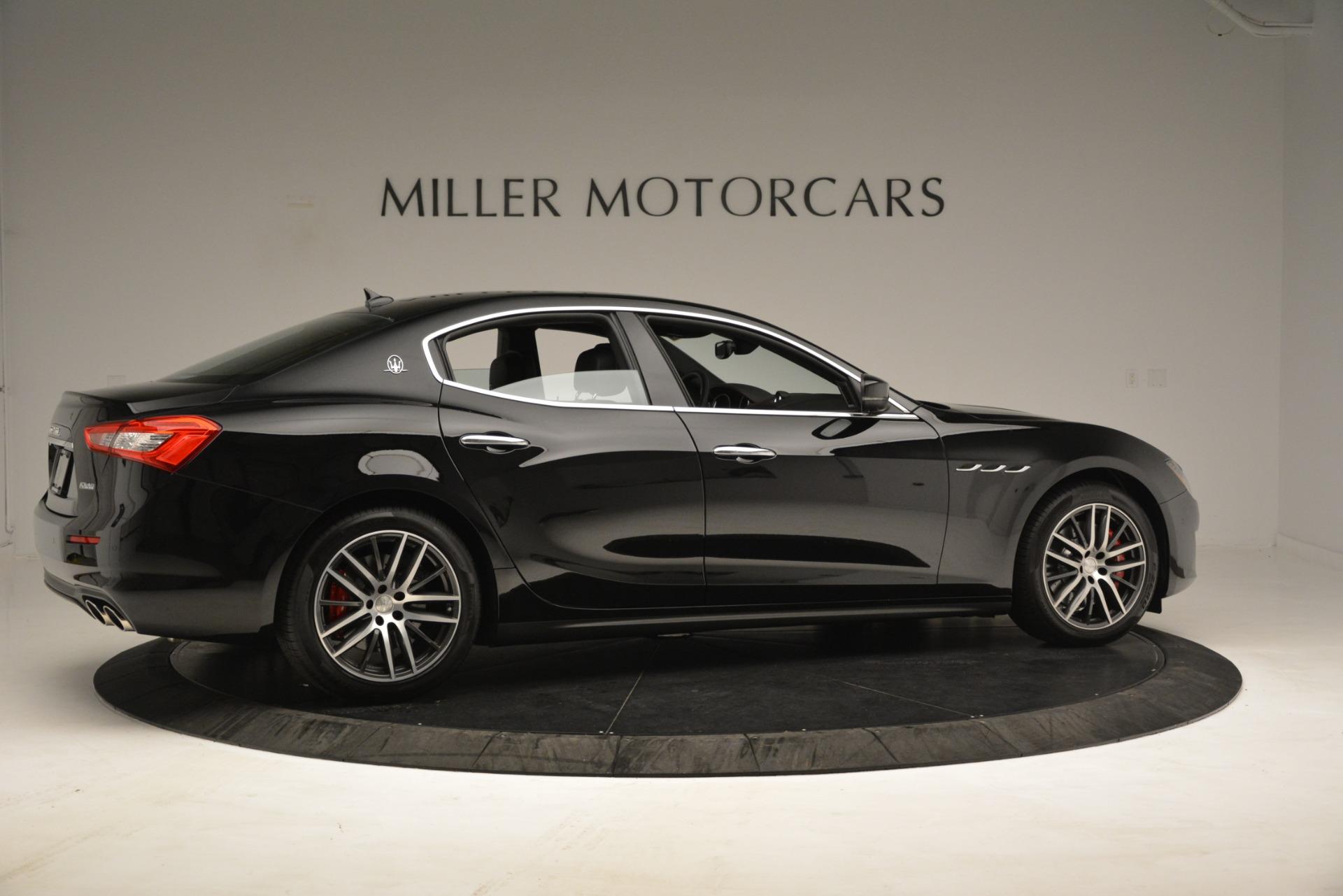 New 2019 Maserati Ghibli S Q4 For Sale In Westport, CT 3139_p8