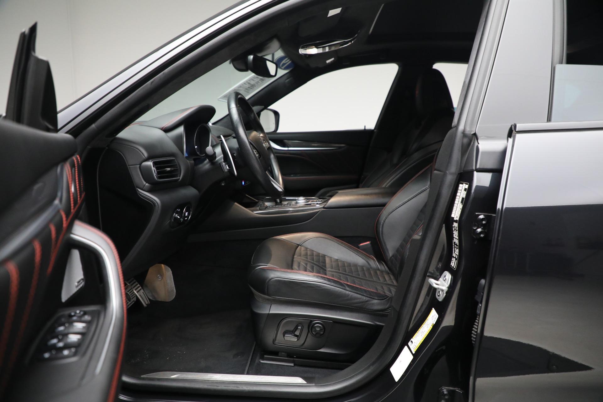 New 2019 Maserati Levante GTS For Sale In Westport, CT 3140_p13