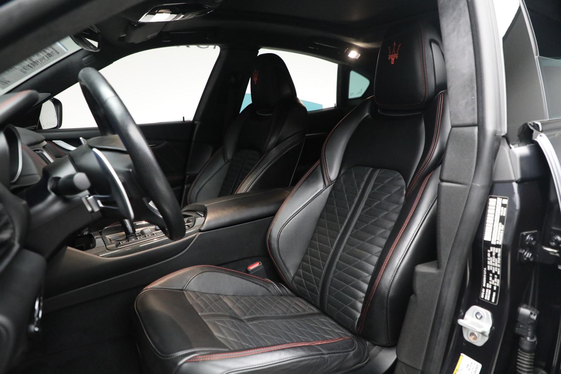 New 2019 Maserati Levante GTS For Sale In Westport, CT 3140_p14