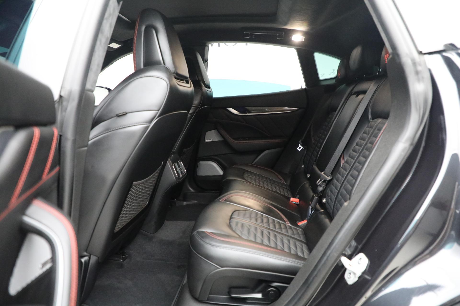 New 2019 Maserati Levante GTS For Sale In Westport, CT 3140_p16