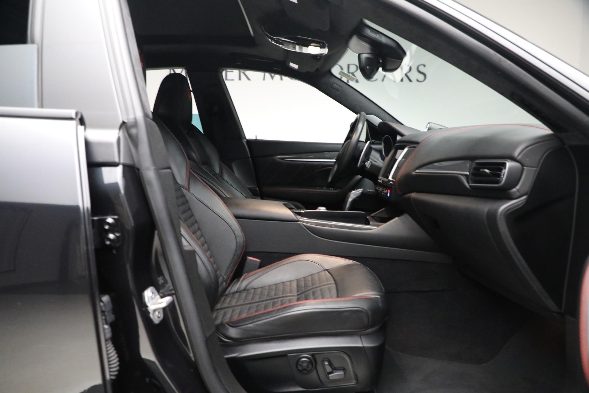 New 2019 Maserati Levante GTS For Sale In Westport, CT 3140_p18