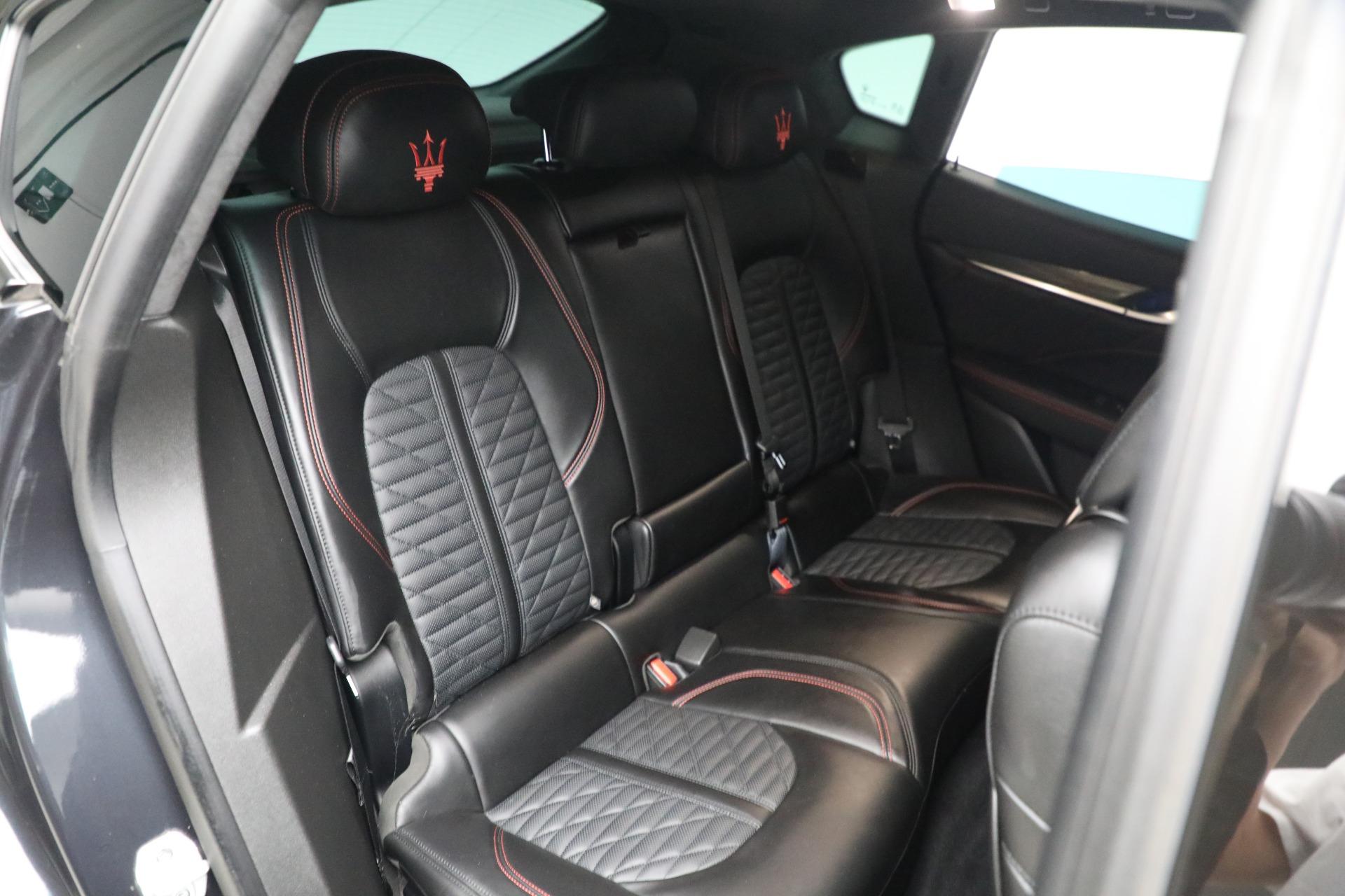 New 2019 Maserati Levante GTS For Sale In Westport, CT 3140_p21