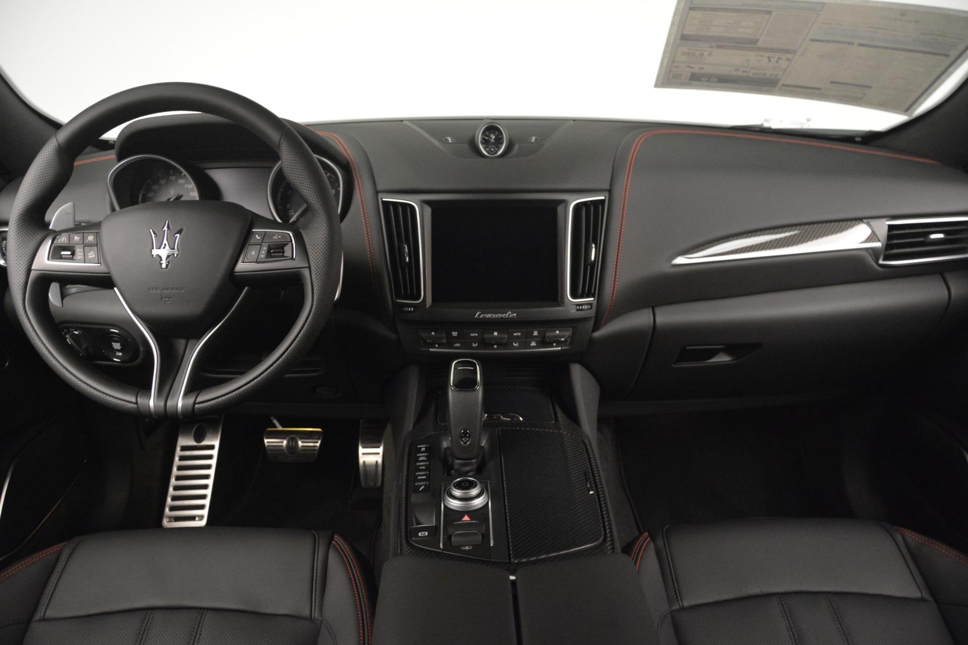 New 2019 Maserati Levante S Q4 GranSport For Sale In Westport, CT 3141_p16