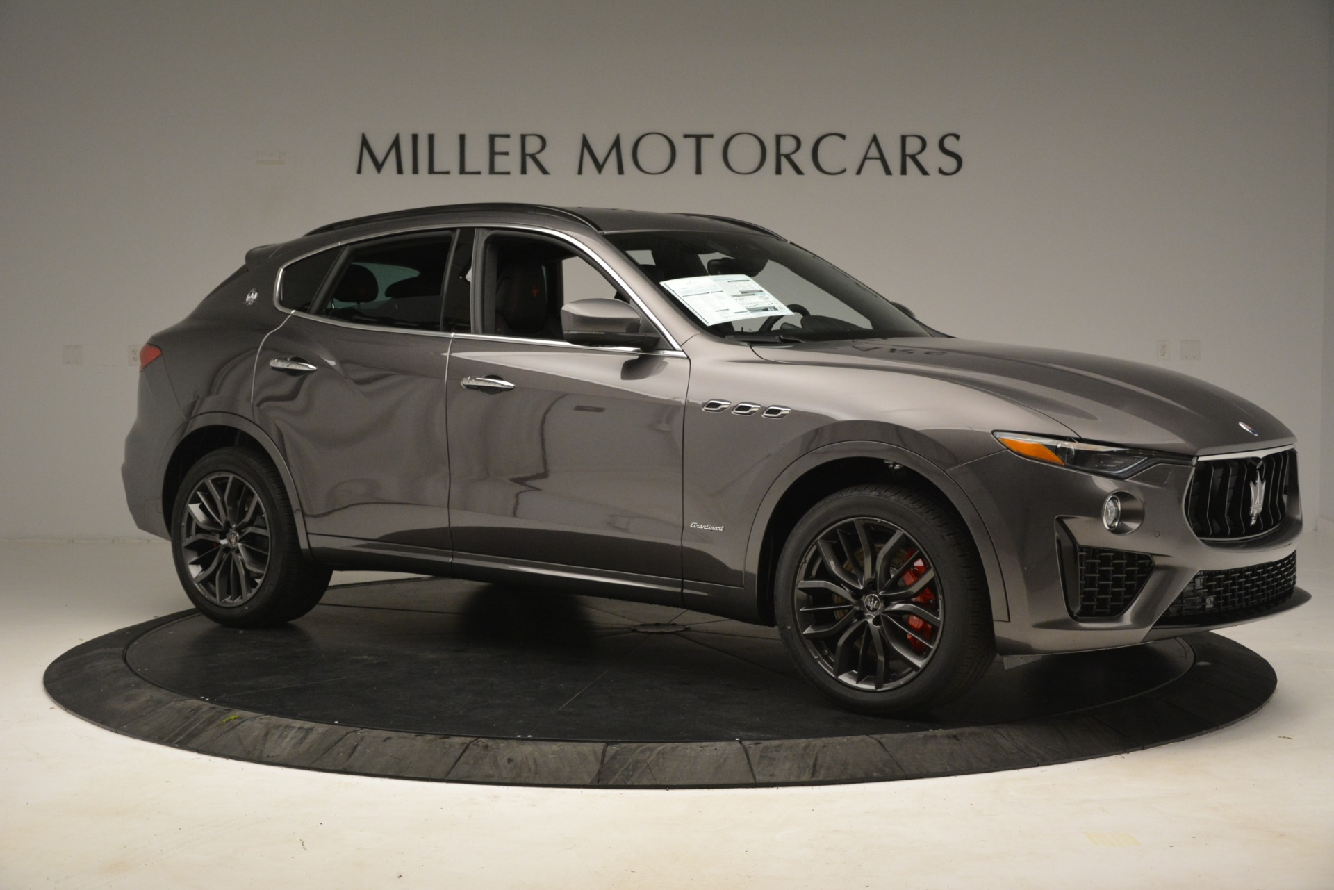 New 2019 Maserati Levante S Q4 GranSport For Sale In Westport, CT 3142_p10