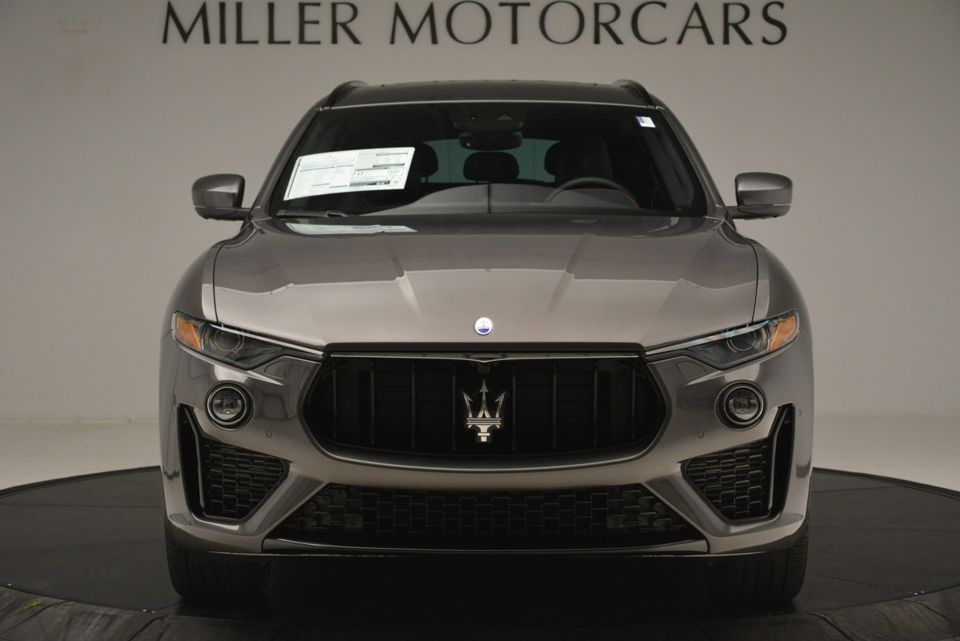 New 2019 Maserati Levante S Q4 GranSport For Sale In Westport, CT 3142_p12