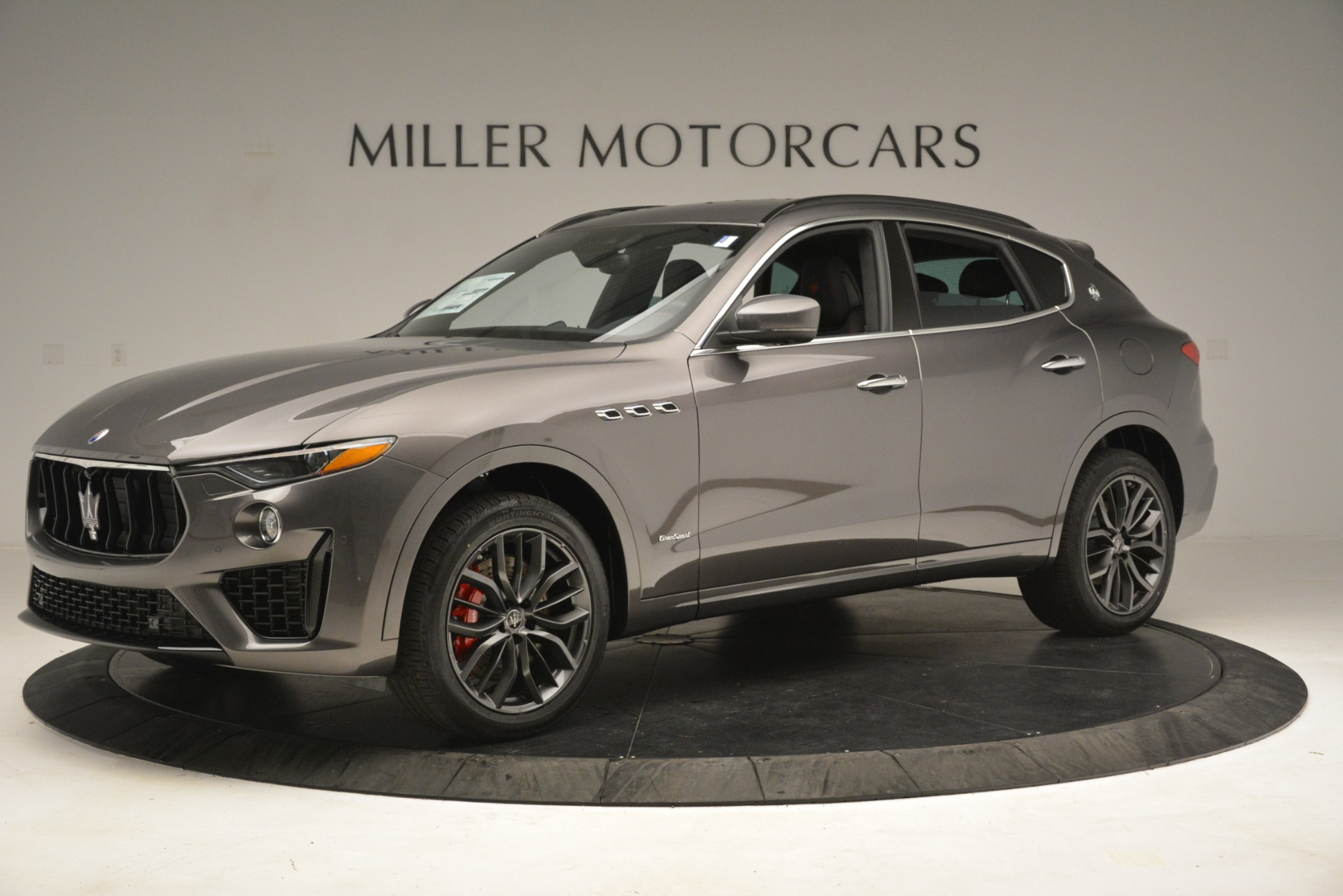 New 2019 Maserati Levante S Q4 GranSport For Sale In Westport, CT 3142_p2