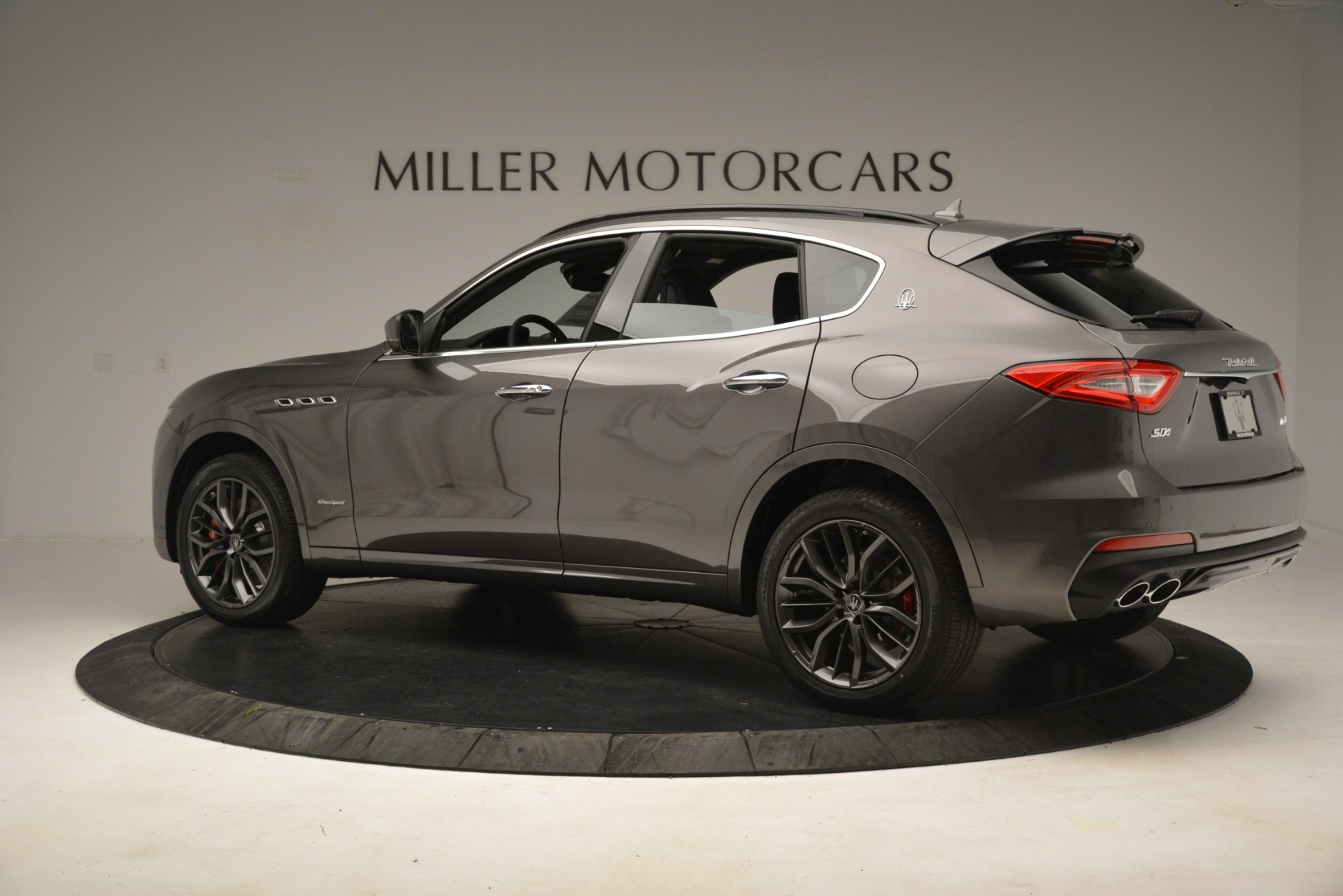 New 2019 Maserati Levante S Q4 GranSport For Sale In Westport, CT 3142_p4