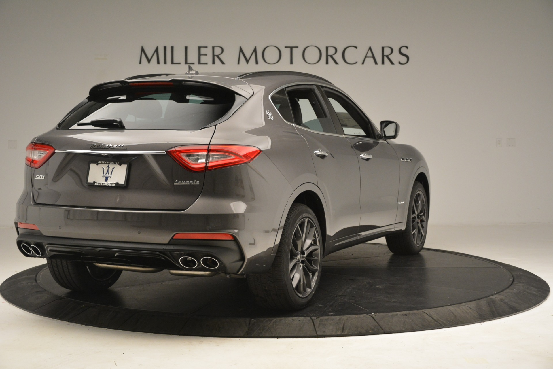 New 2019 Maserati Levante S Q4 GranSport For Sale In Westport, CT 3142_p7