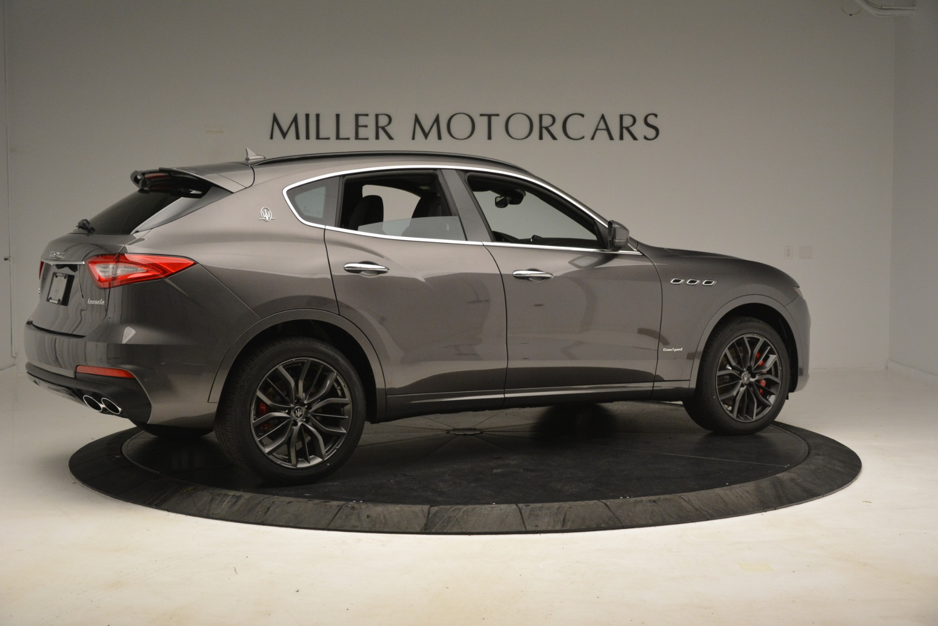New 2019 Maserati Levante S Q4 GranSport For Sale In Westport, CT 3142_p8