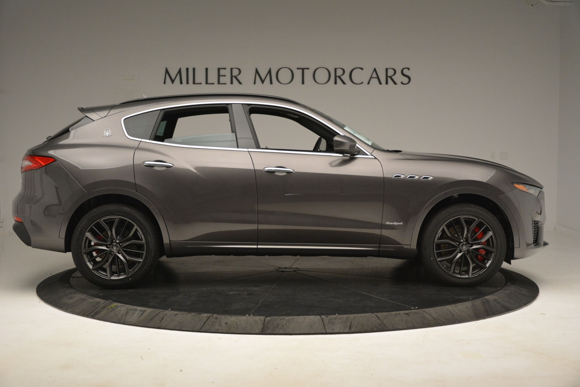 New 2019 Maserati Levante S Q4 GranSport For Sale In Westport, CT 3142_p9