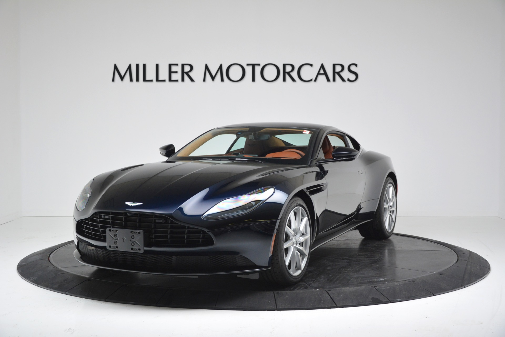 New 2019 Aston Martin DB11 V8 For Sale In Westport, CT 3145_p2
