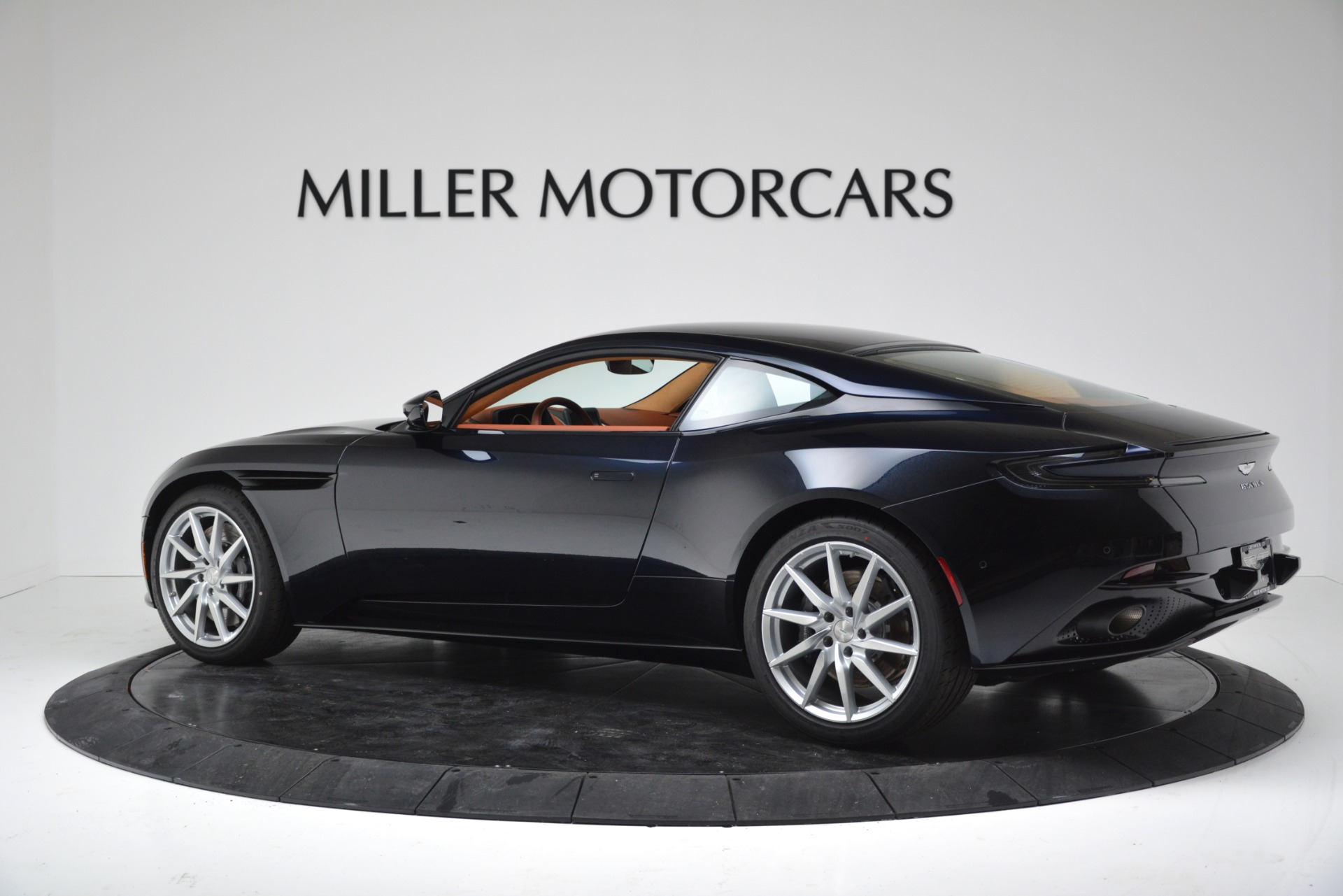 New 2019 Aston Martin DB11 V8 For Sale In Westport, CT 3145_p4