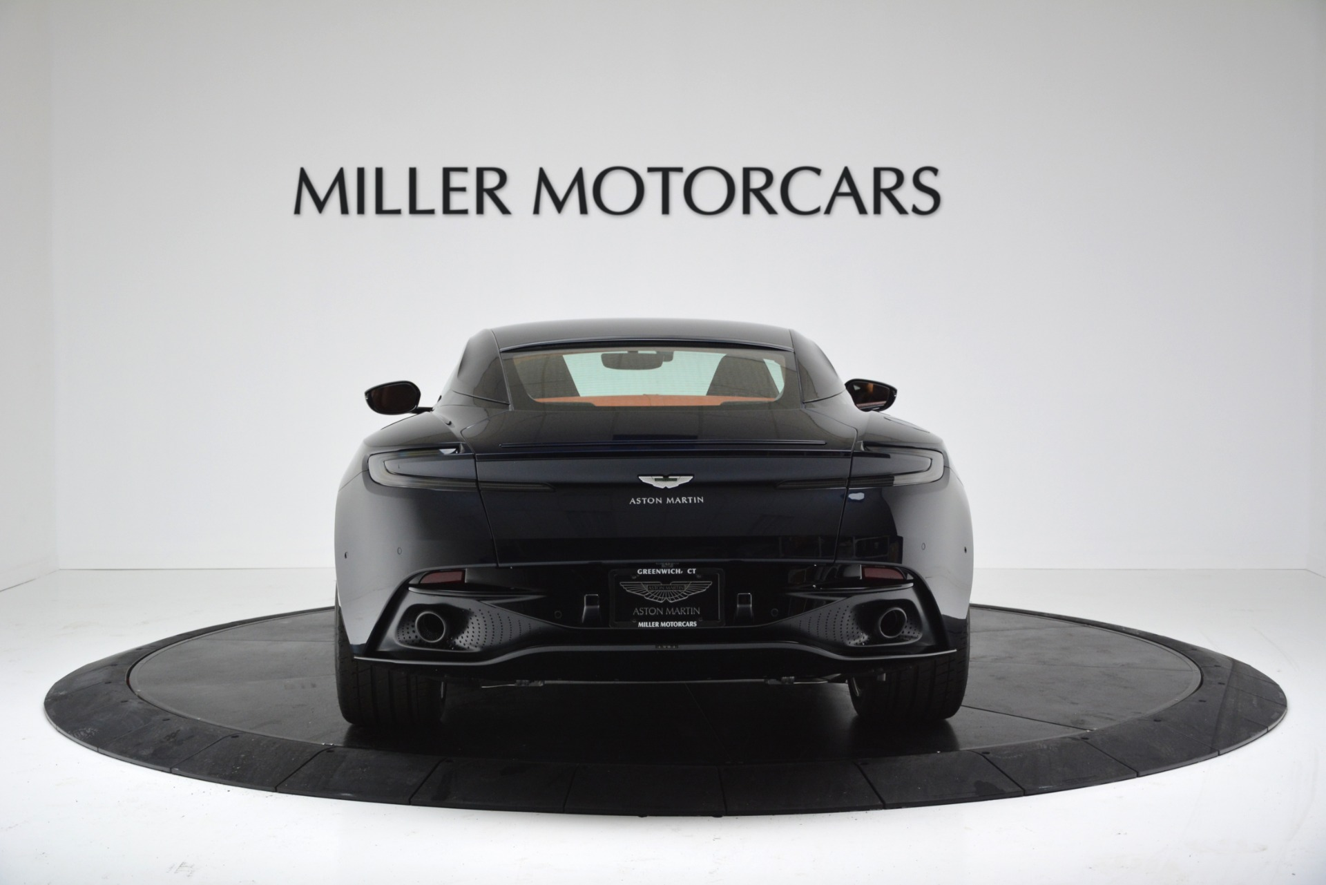 New 2019 Aston Martin DB11 V8 Coupe For Sale In Westport, CT 3145_p6