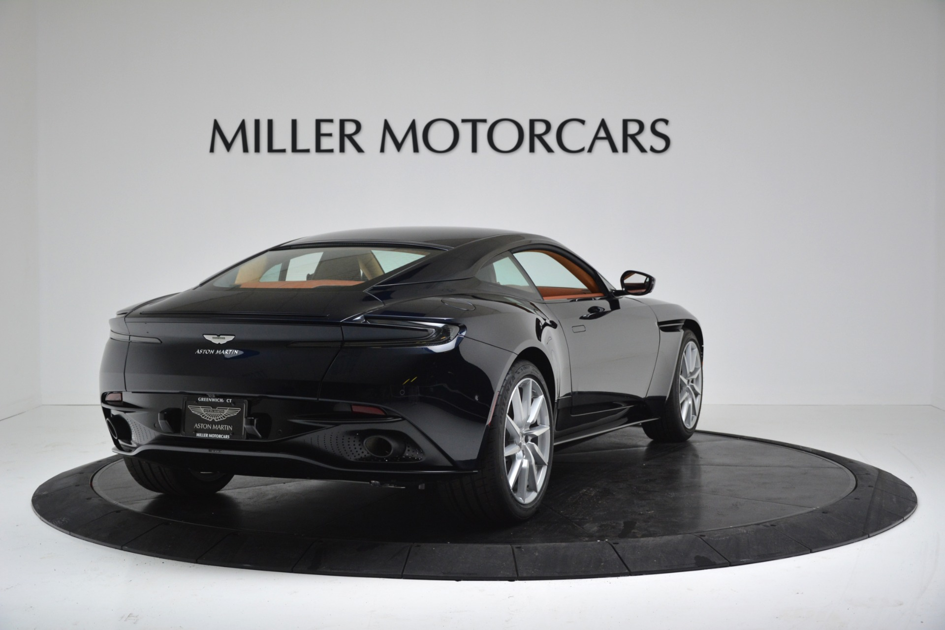 New 2019 Aston Martin DB11 V8 For Sale In Westport, CT 3145_p7