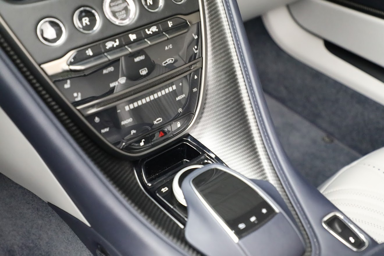 New 2019 Aston Martin DB11 V8 Convertible For Sale In Westport, CT 3147_p24