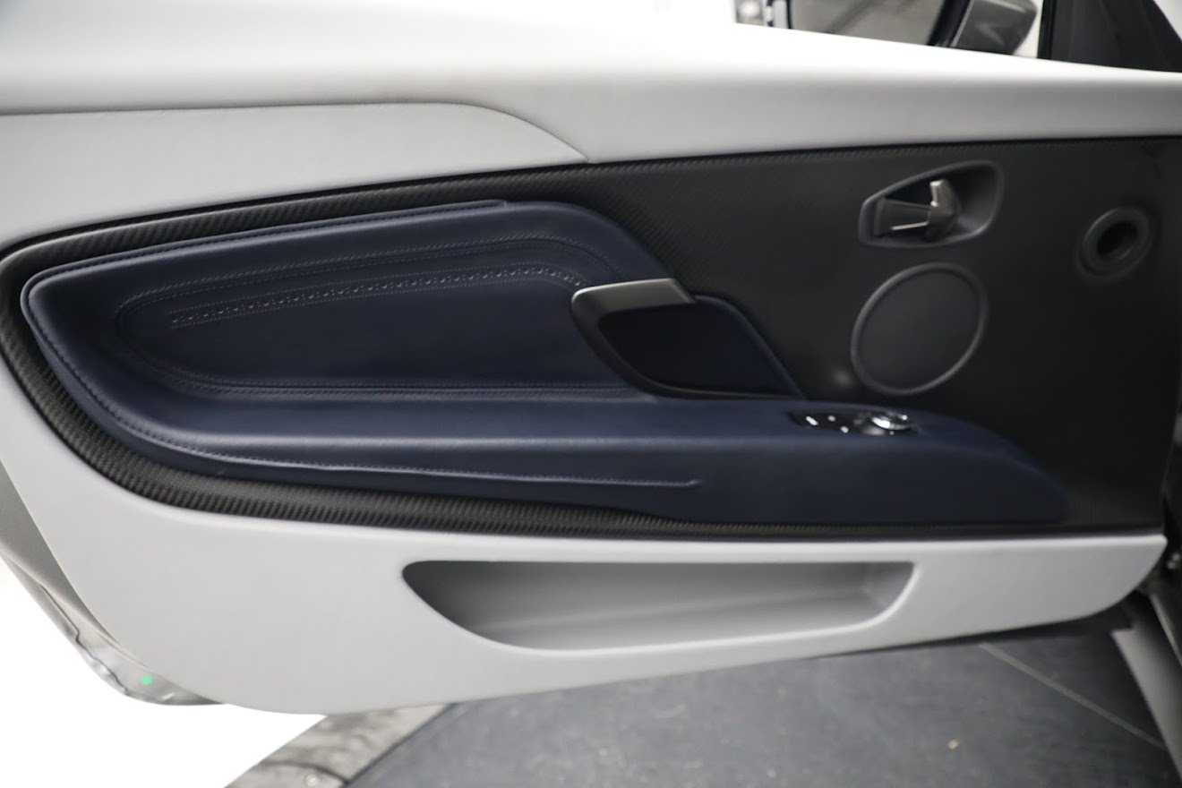 New 2019 Aston Martin DB11 V8 Convertible For Sale In Westport, CT 3147_p25