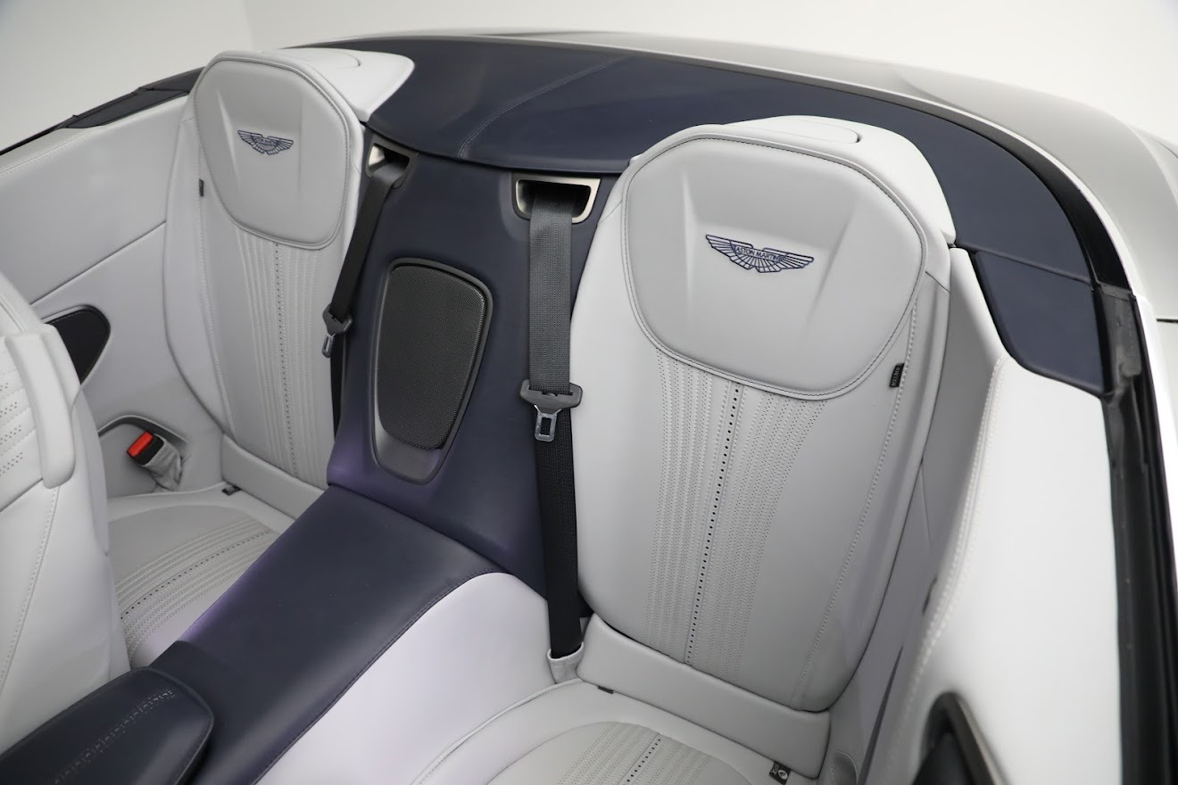 New 2019 Aston Martin DB11 V8 Convertible For Sale In Westport, CT 3147_p26